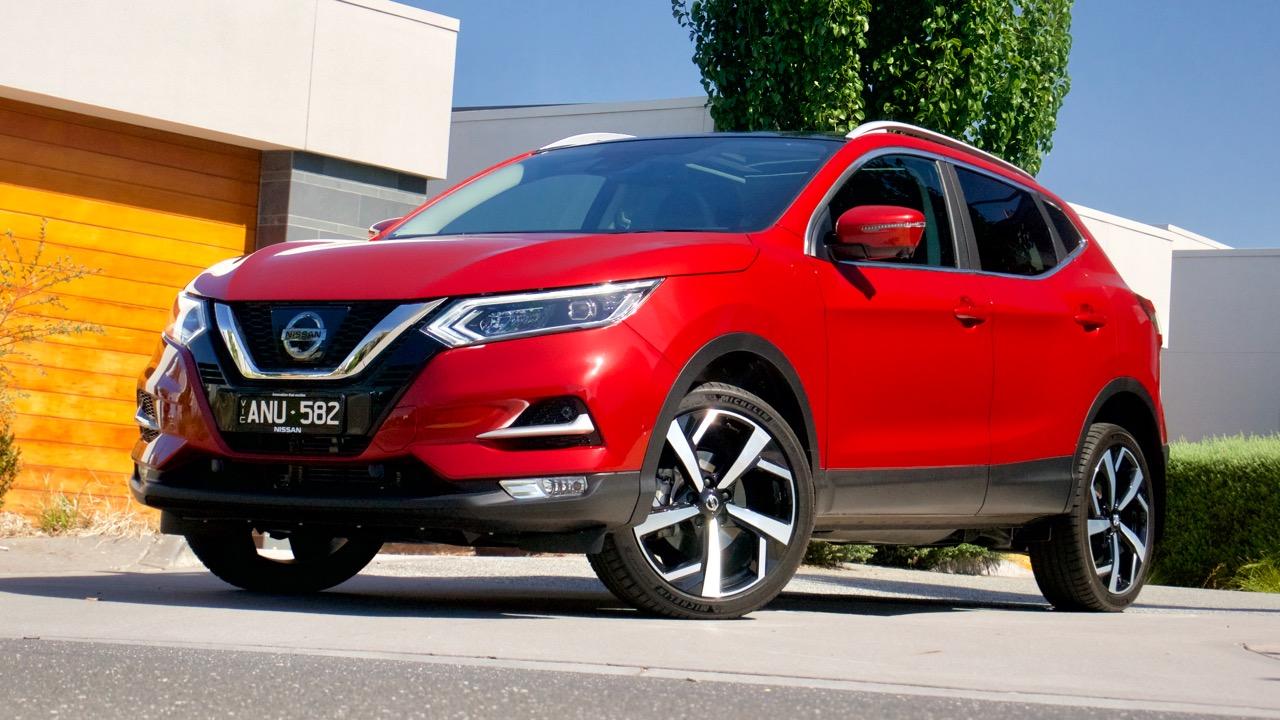 2018 Nissan Qashqai N-Tec new car review