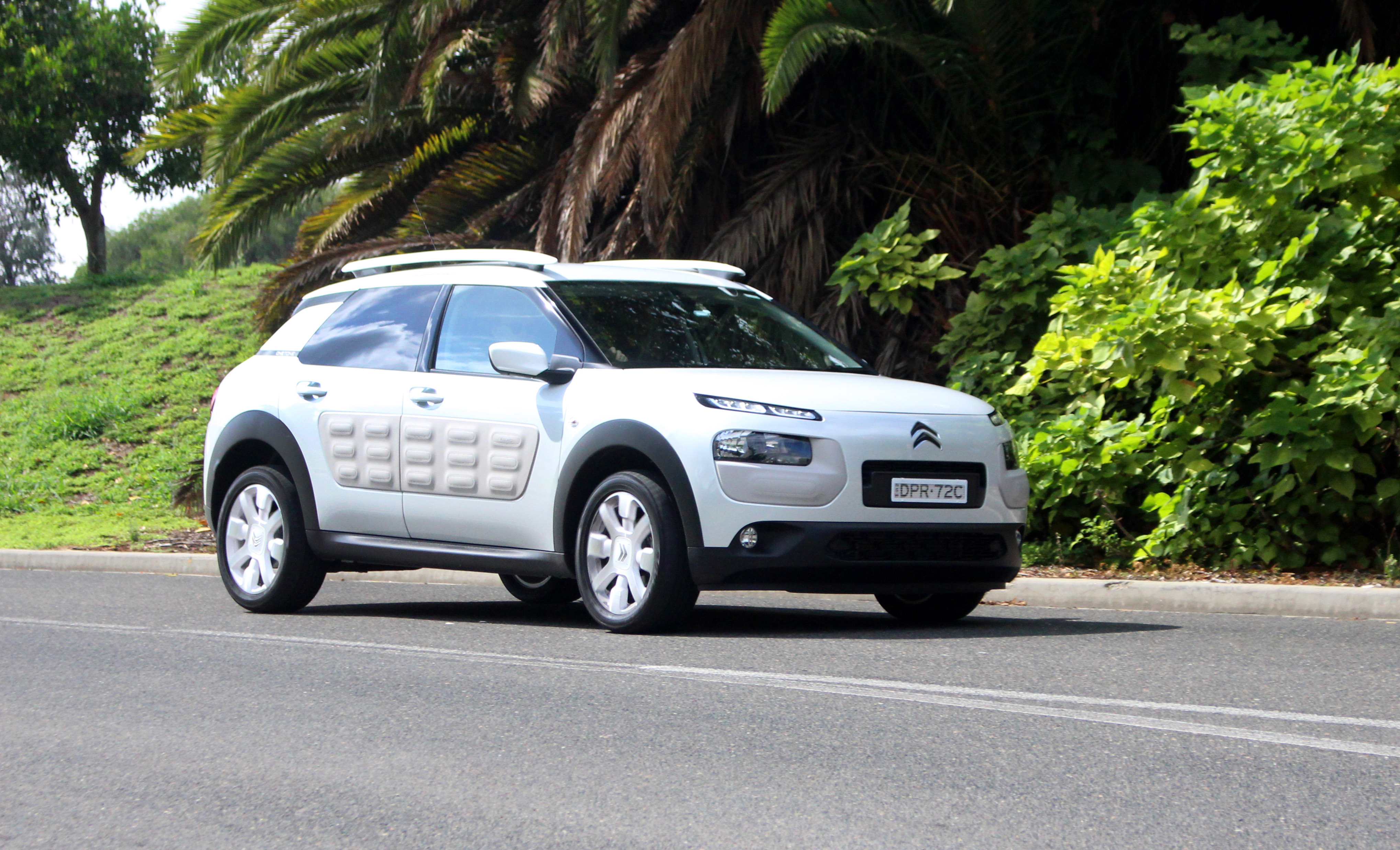 2018 Citroen C4 Cactus OneTone she says, he says review