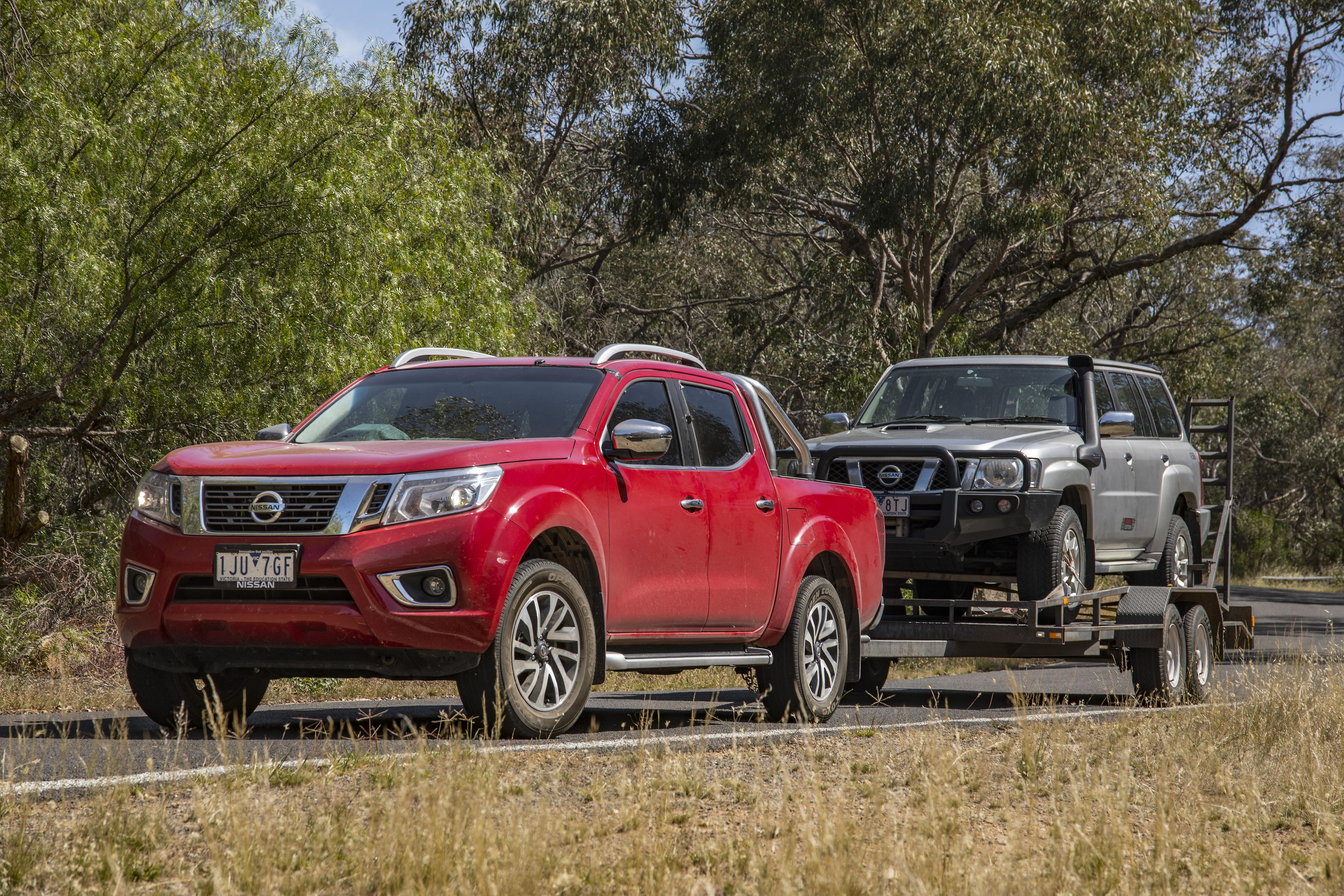 Behind the Scenes with Nissan: Testing its updated Navara ute