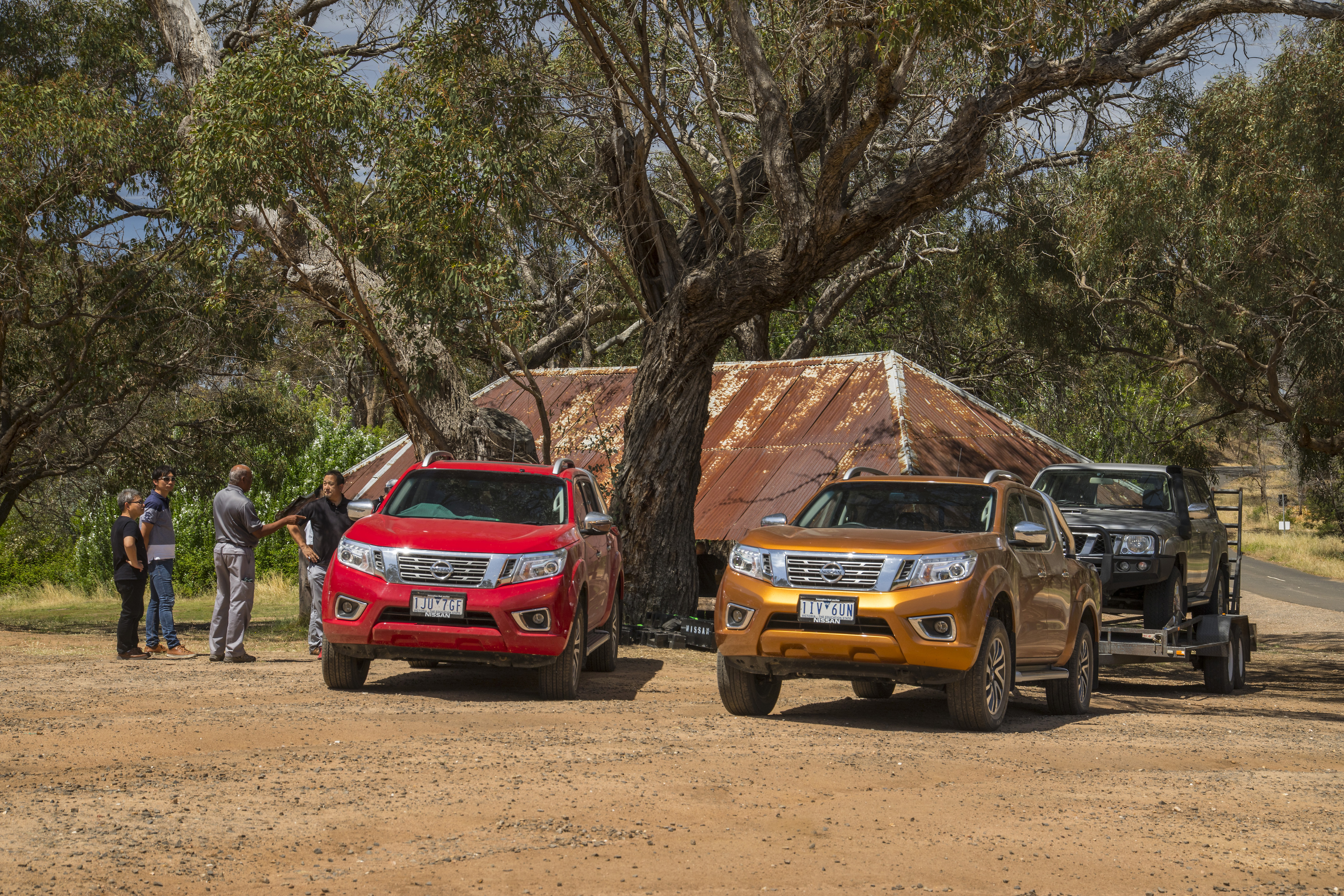 Nissan has worked to improve its Navara ute.