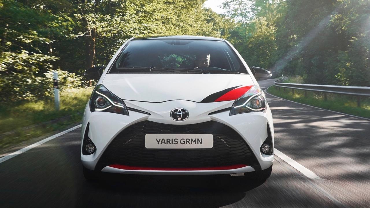 Toyota Yaris GRMN.