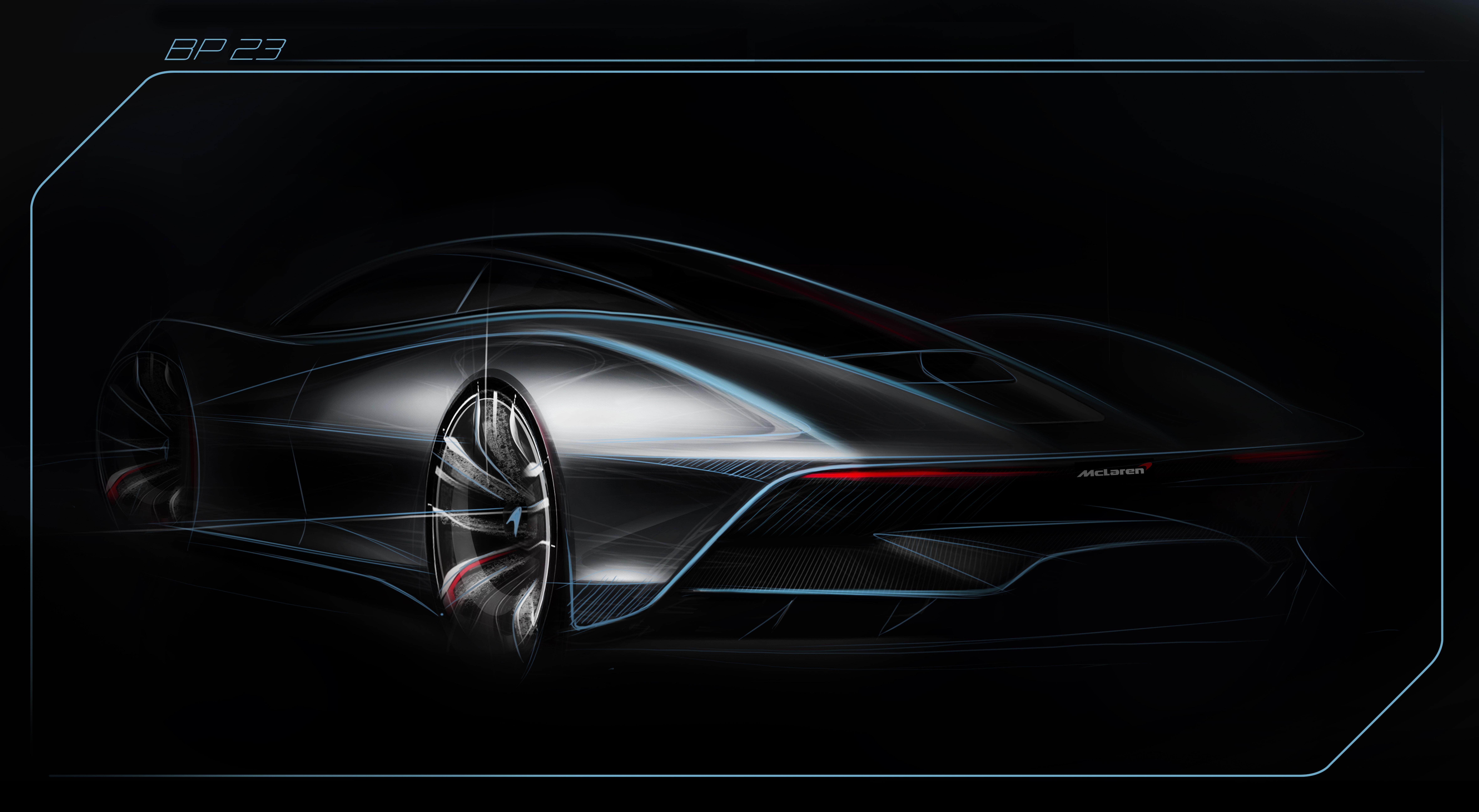 McLaren's BP23 'Hyper-GT' will be its fastest-ever car.