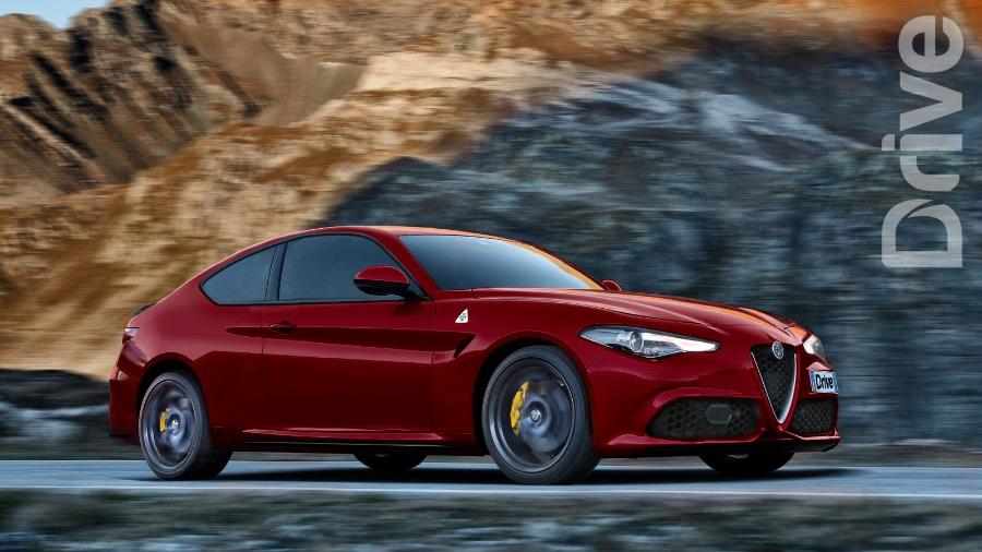 Coming Soon: Alfa Romeo Giulia Sprint