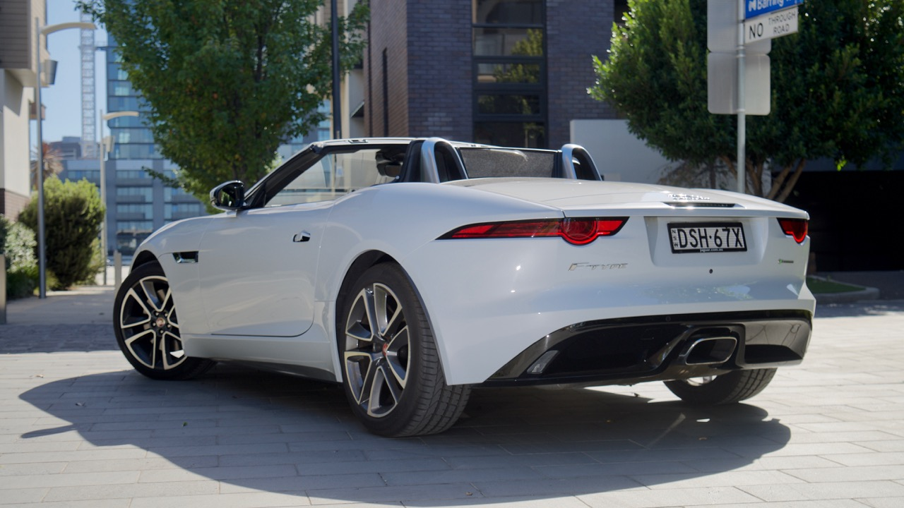2018 Jaguar 2.0 F-Type Roadster
