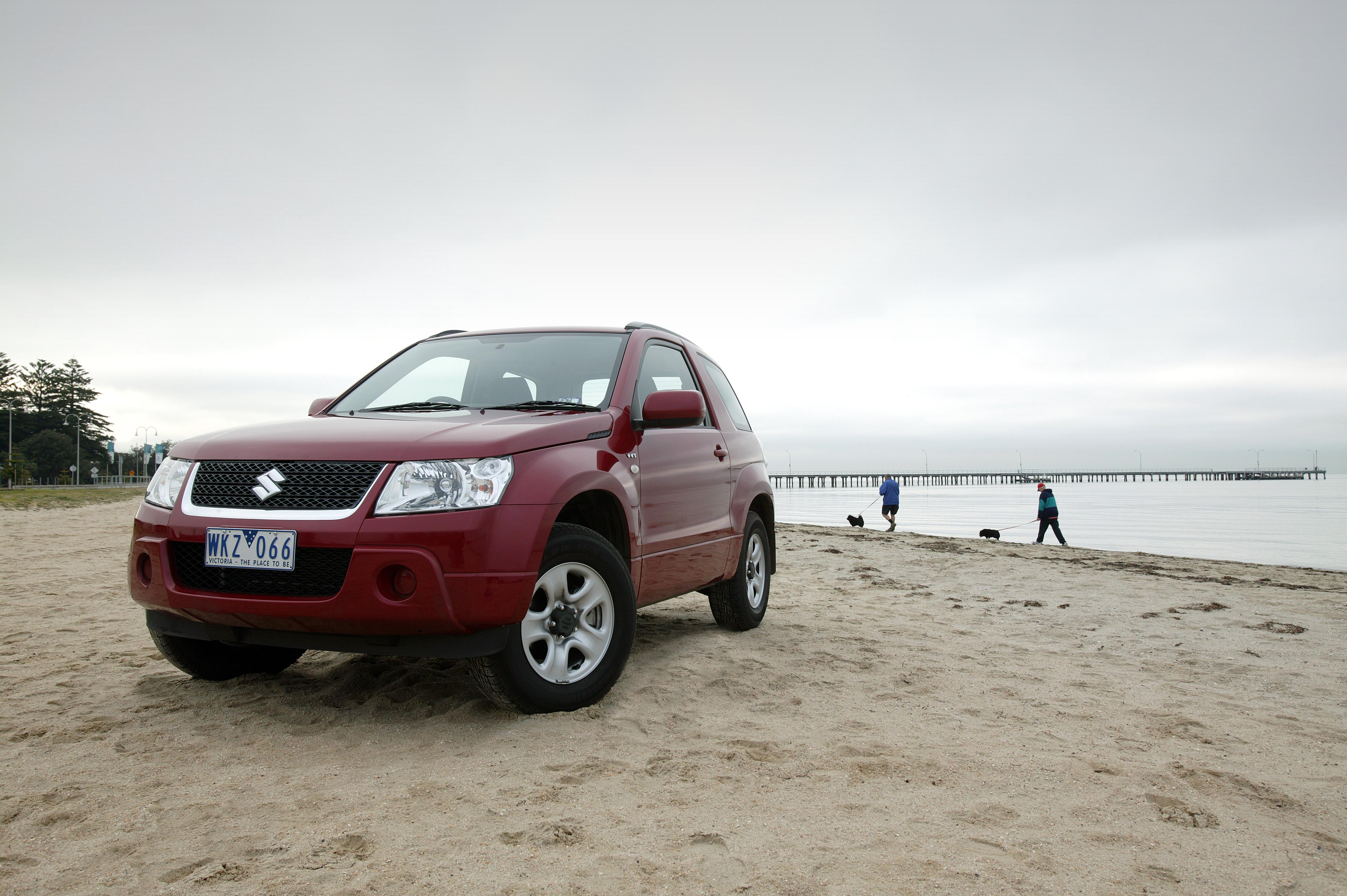 2010 Suzuki Grand Vitara.