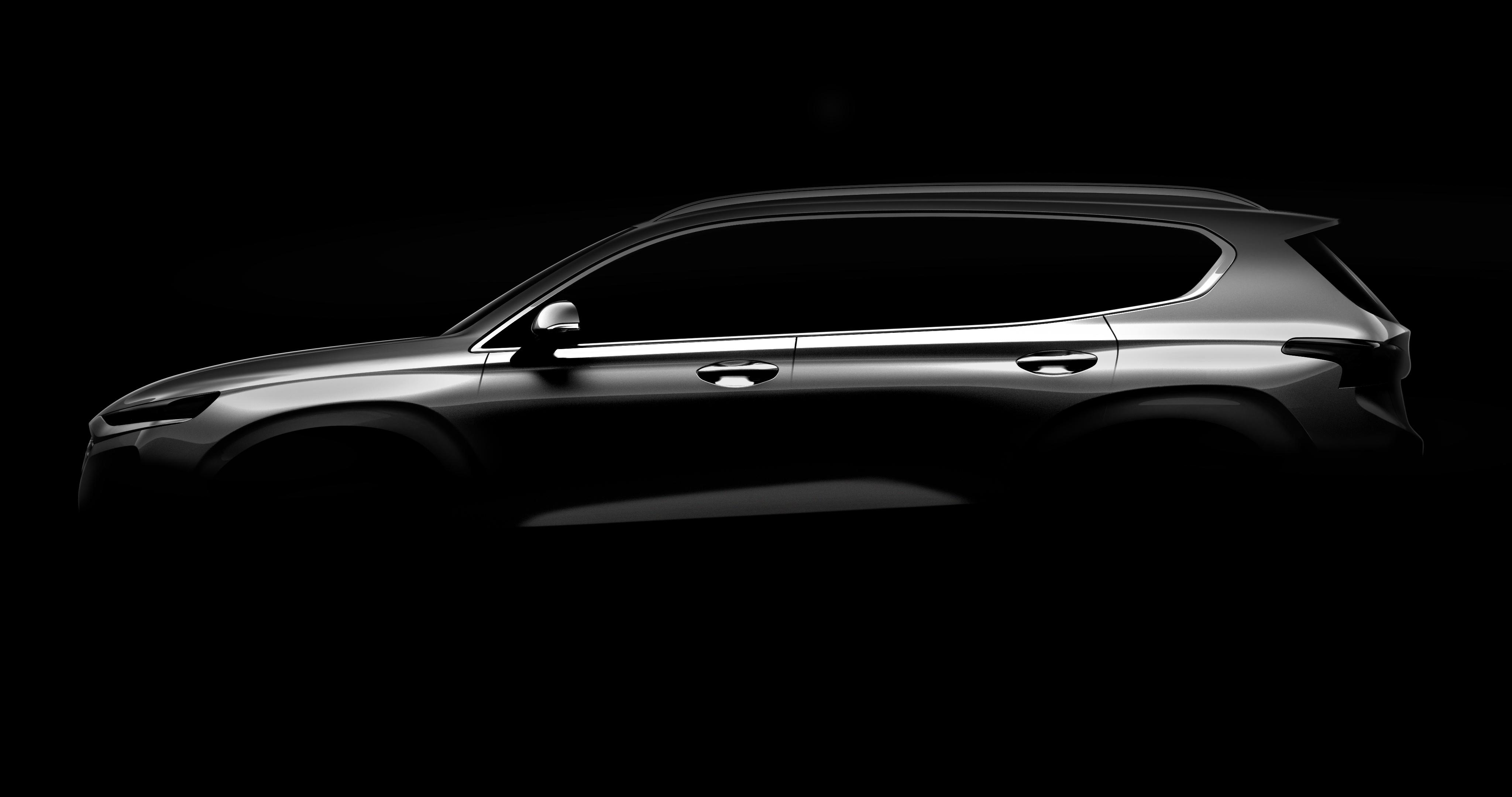 2018 Hyundai Santa Fe preview
