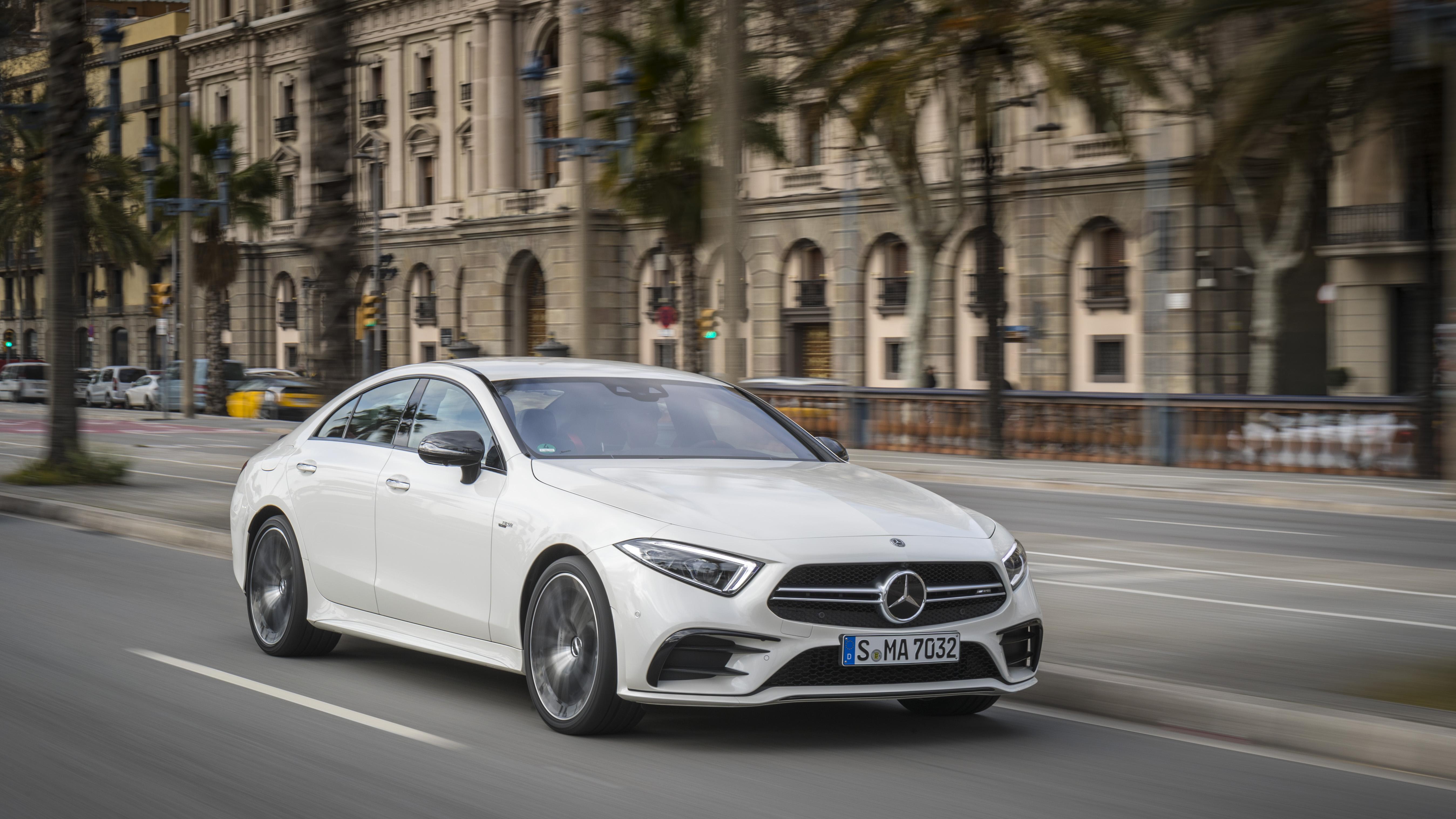 2018 Mercedes-Benz CLS first drive review