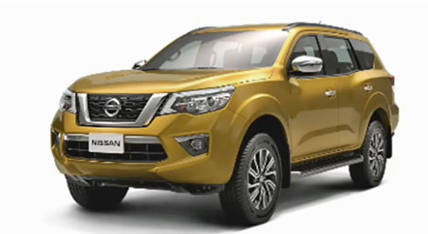 Nissan is set to introduce an SUV based on the pathfinder.