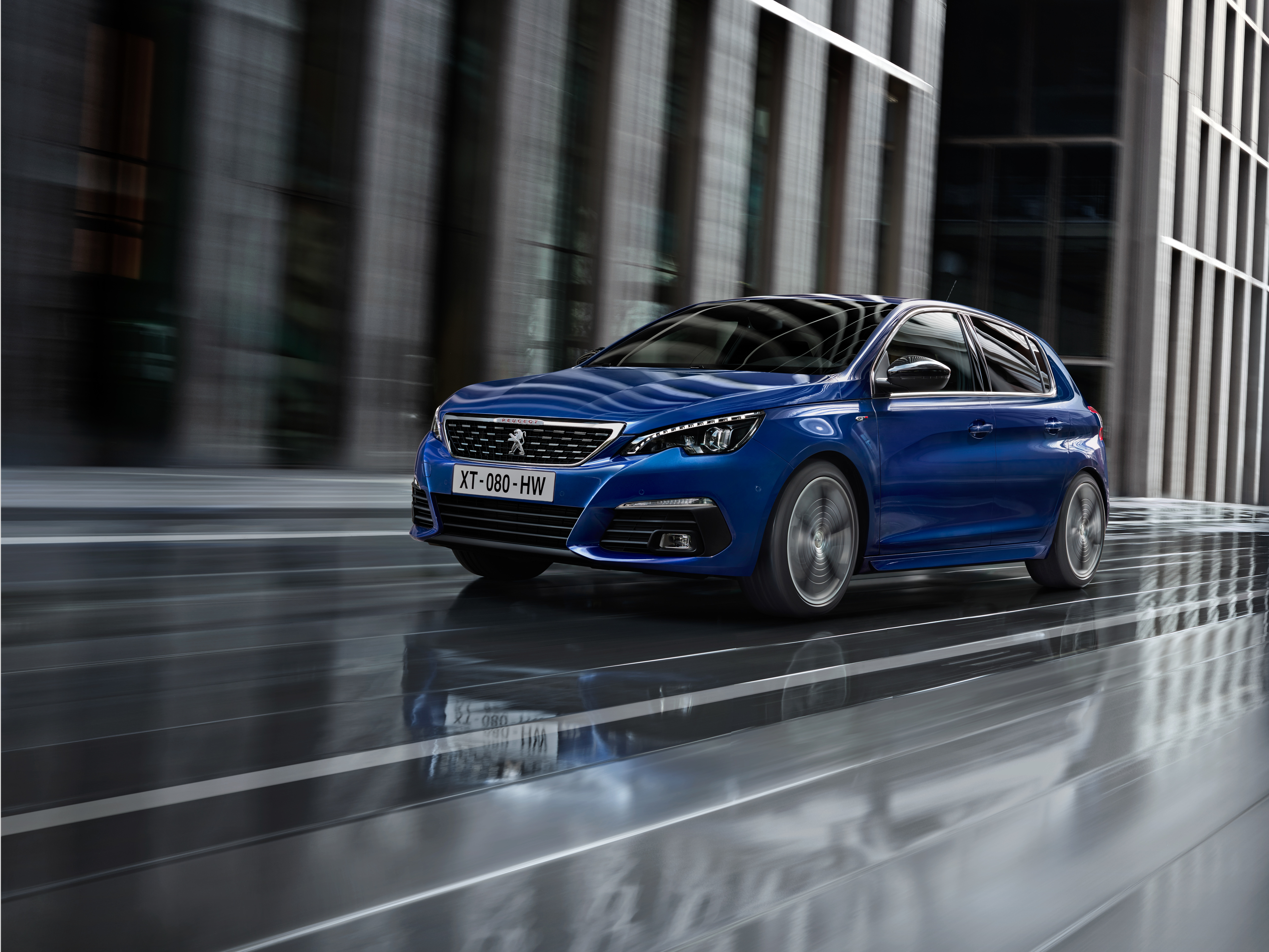 Peugeot has updated its 308 hatch.