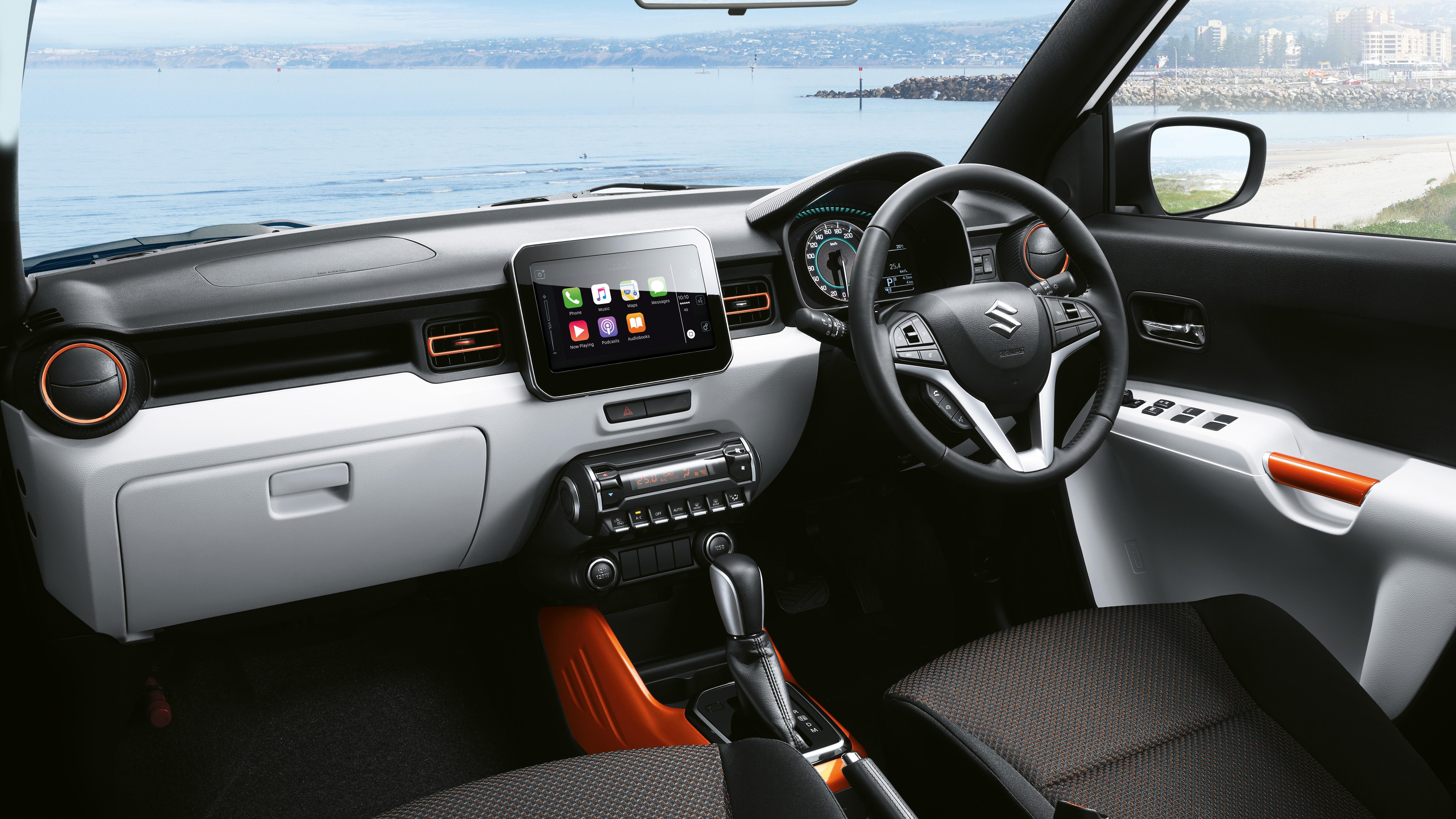 Suzuki Ignis.