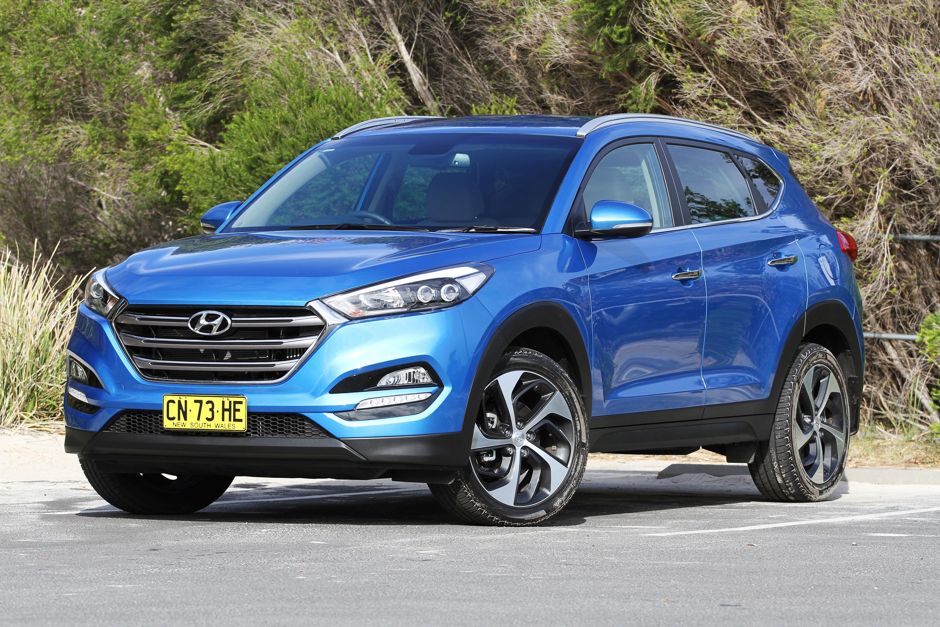 2018 Hyundai Tucson Elite