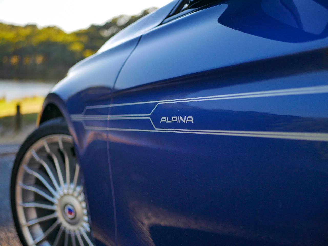 2018 Alpina B3