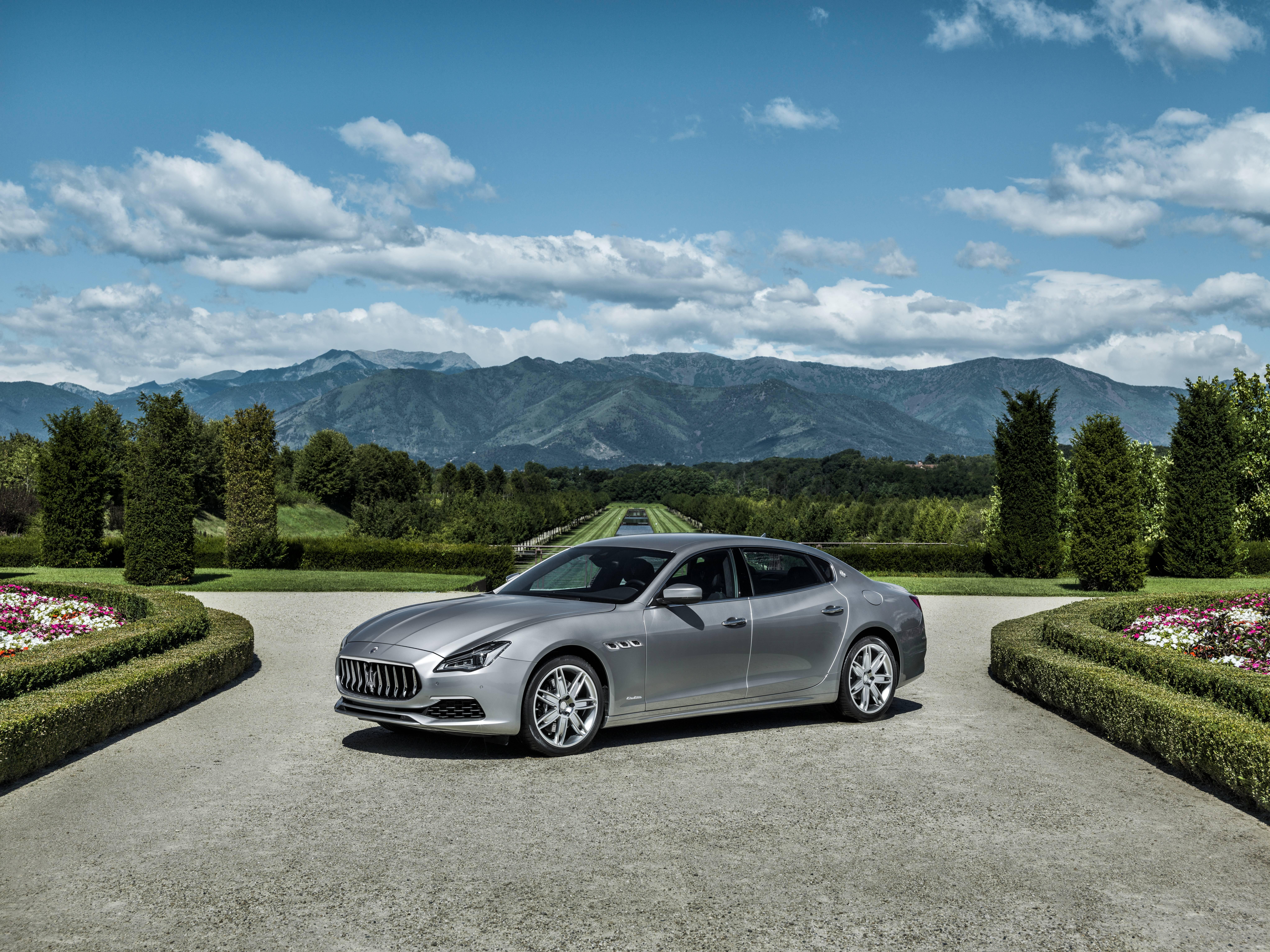 2018 Maserati Quattroporte - Price And Features For Australia