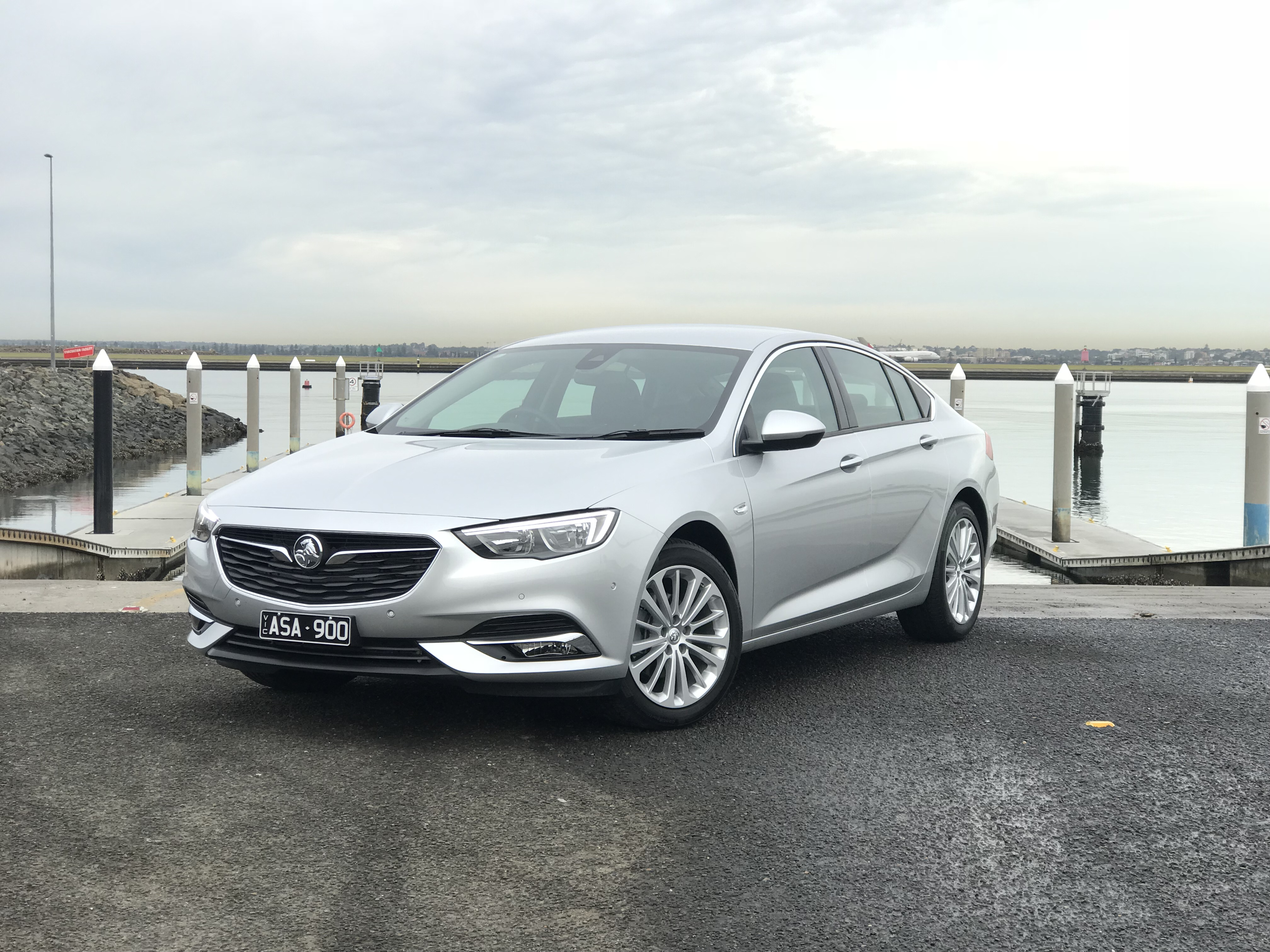 Holden's new Calais adds a touch of luxury to the ZB Commodore family.