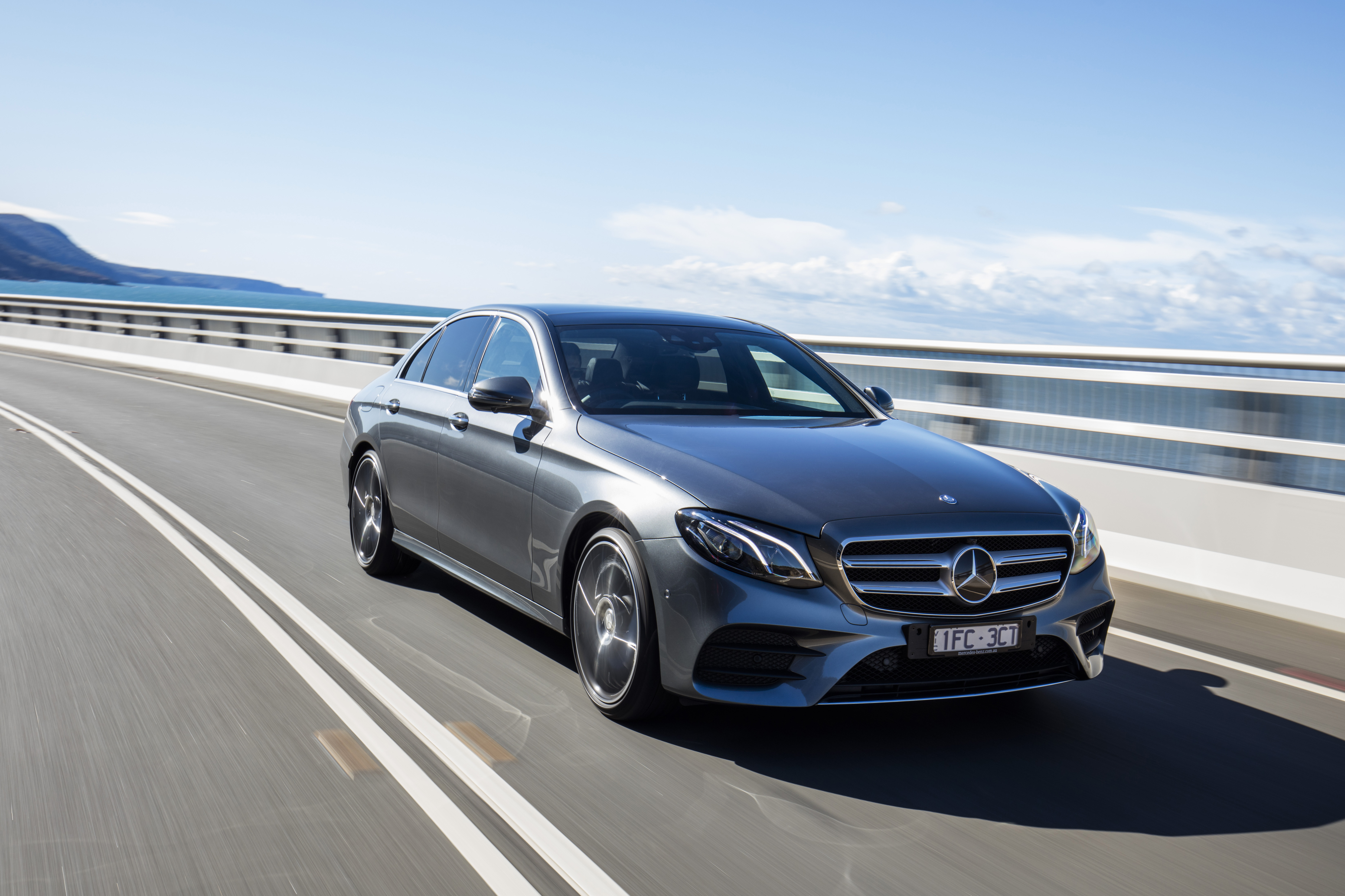 The Mercedes-Benz E-Class features some of the most advanced Driverless tech on the market.