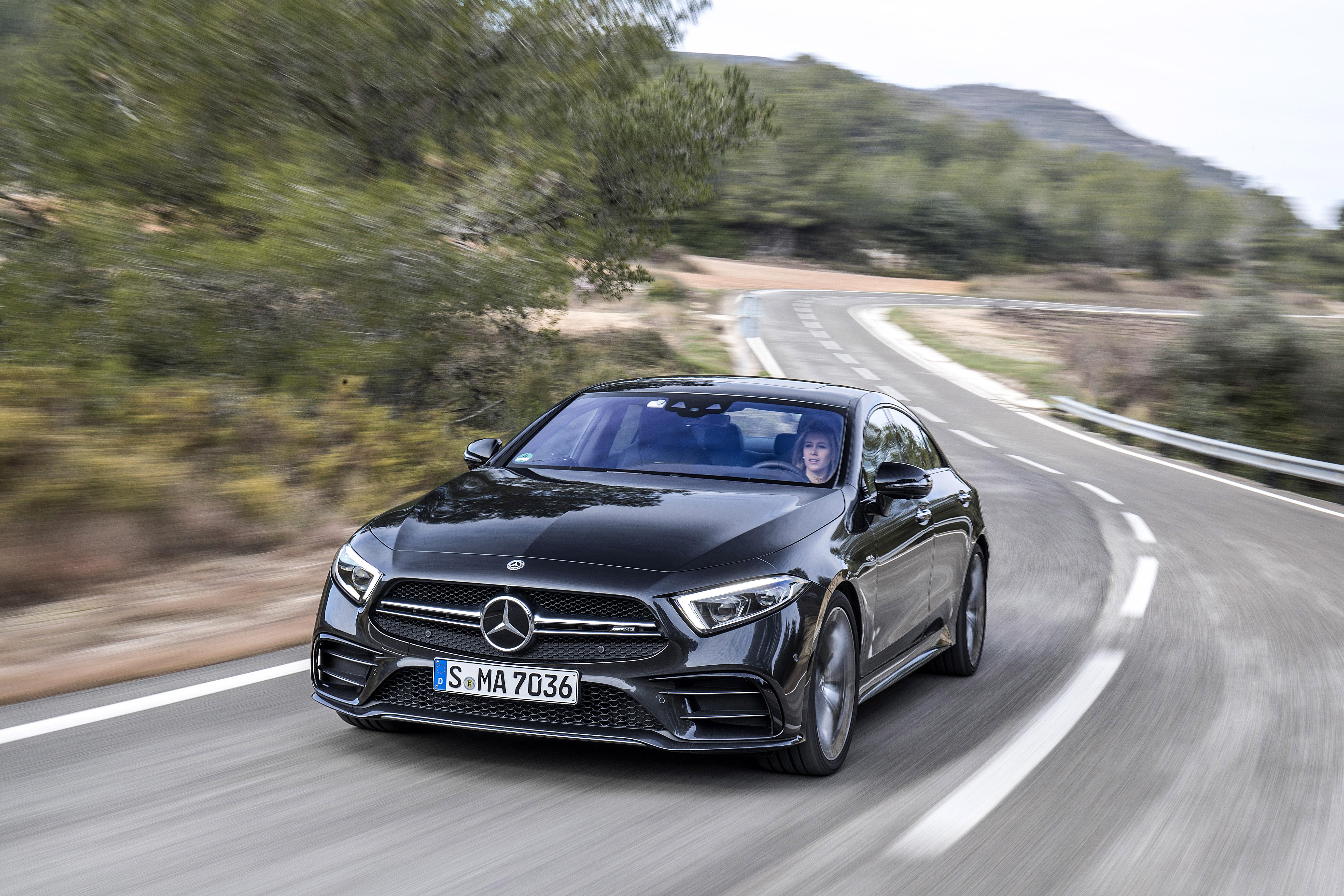 2018 Mercedes-AMG CLS53.