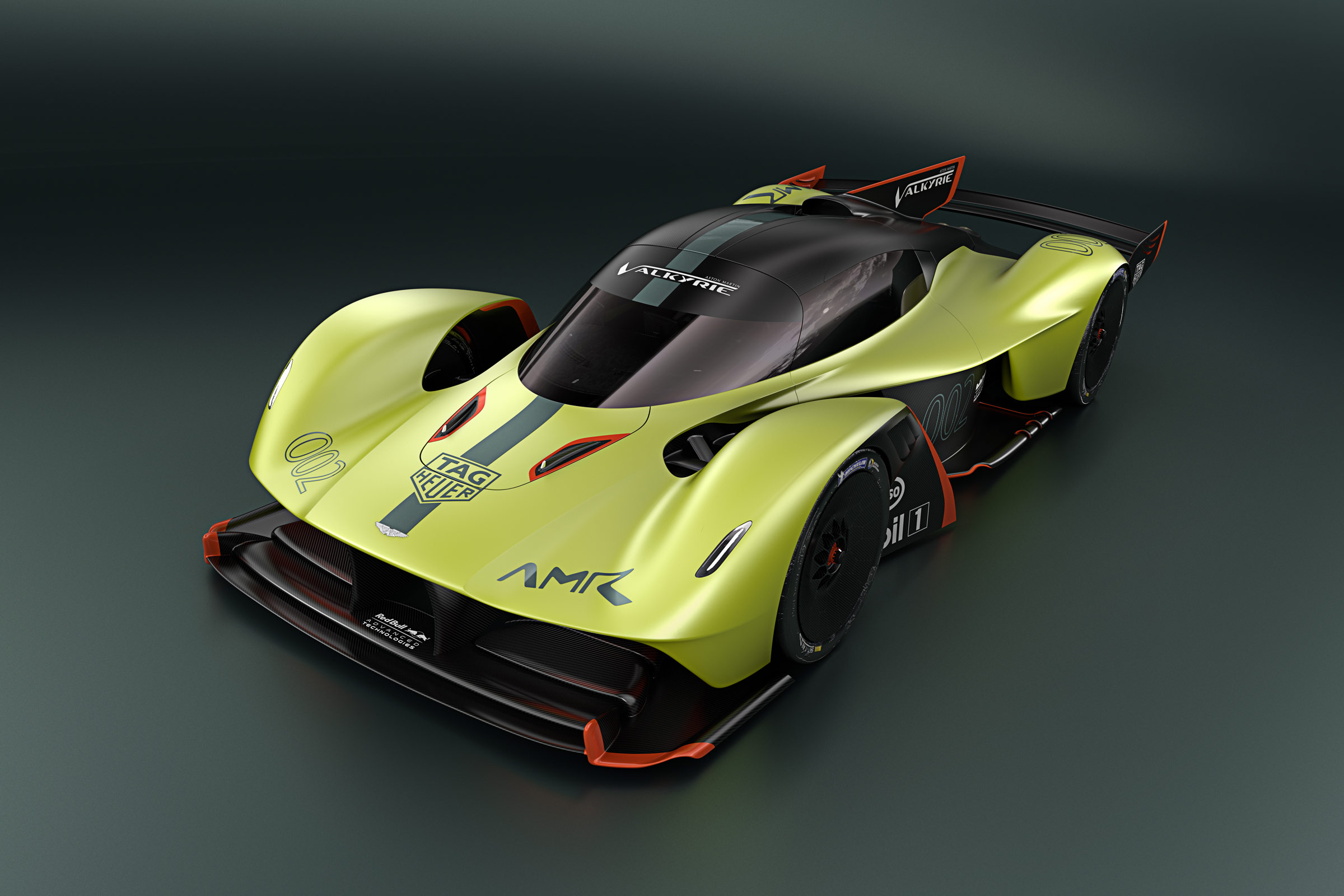Aston Martin reveals track-only Valkyrie AMR Pro