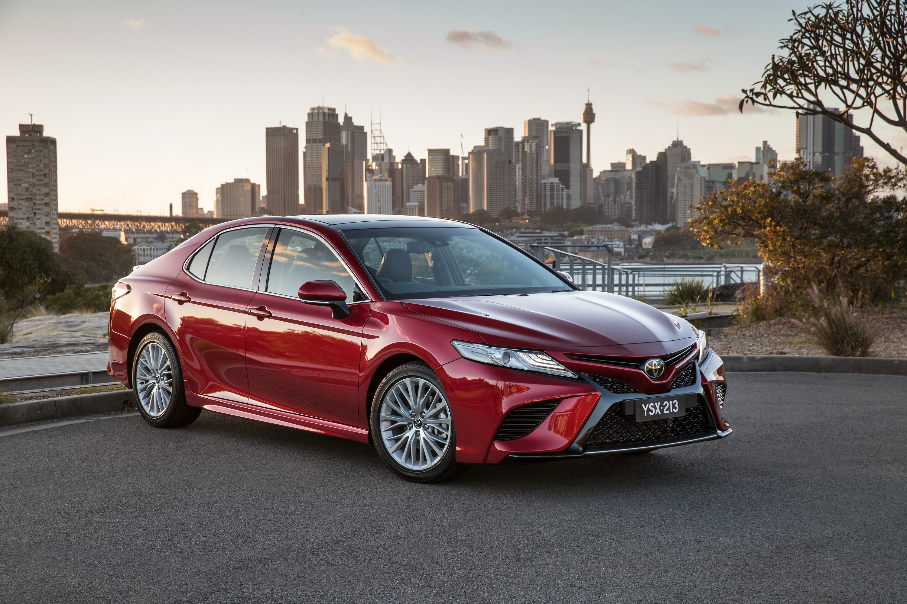 2018 Toyota Camry SL V6 quick spin review