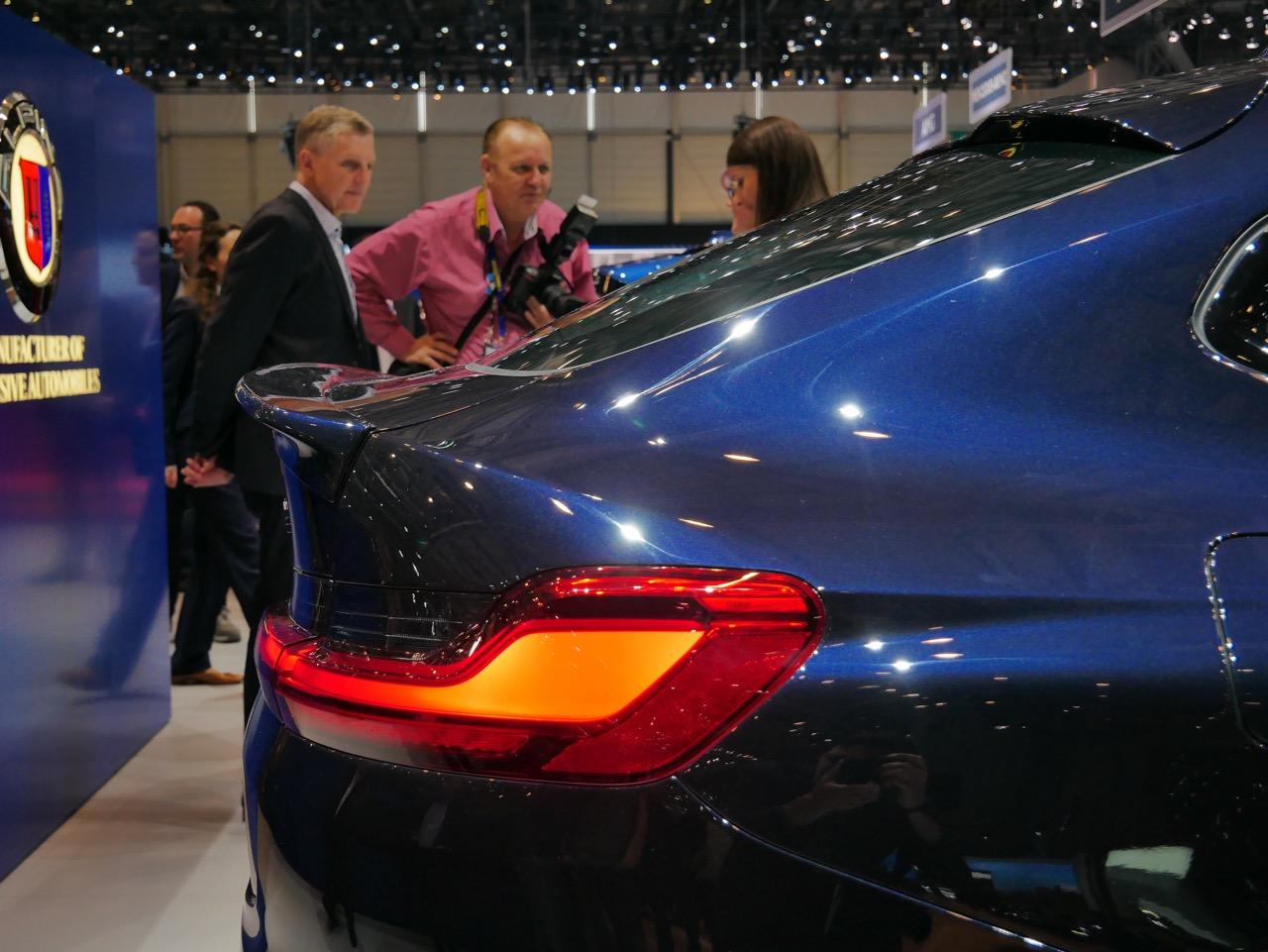 2018 Alpina XD4