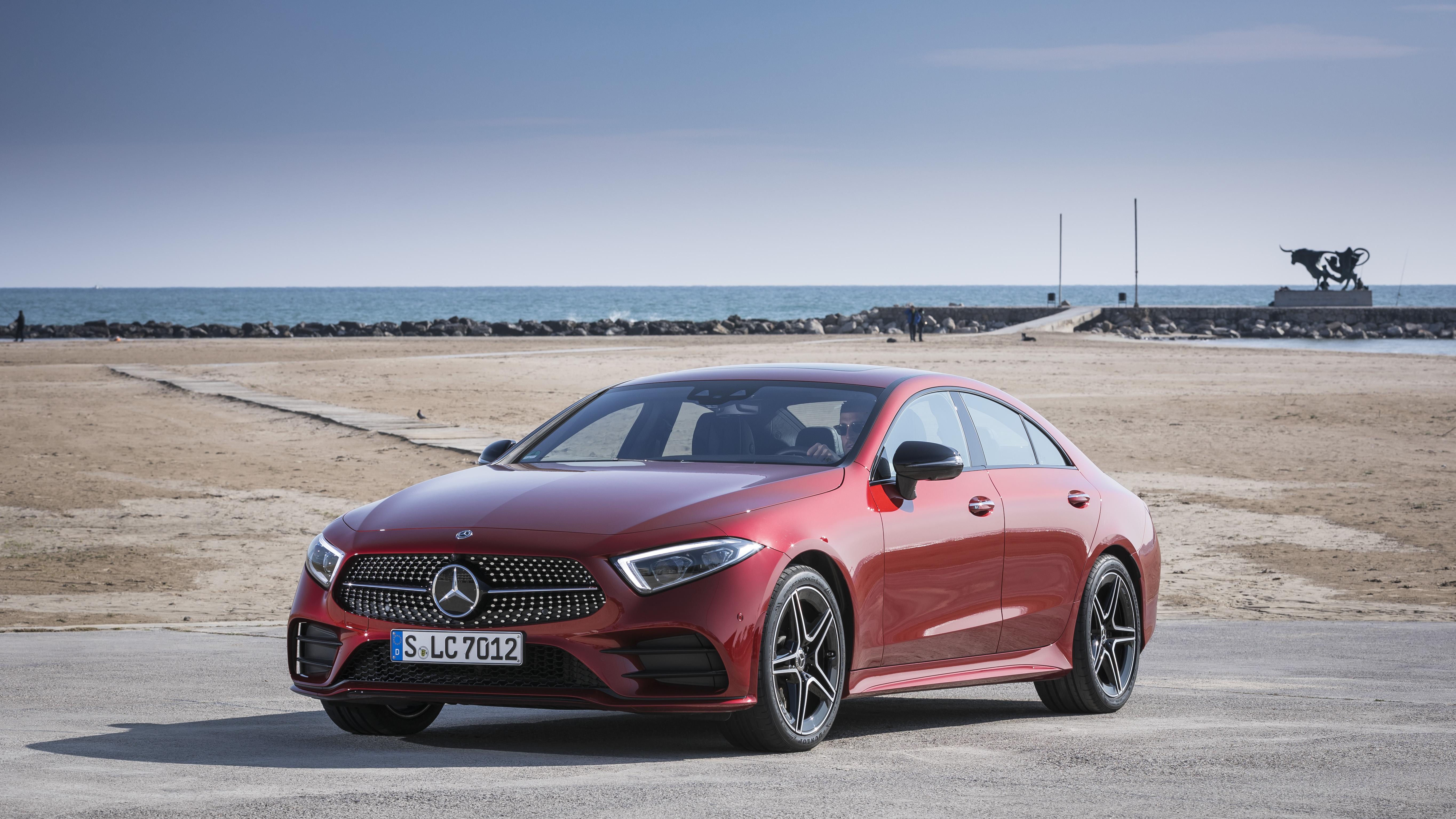 Mercedes-Benz reveals CLS details