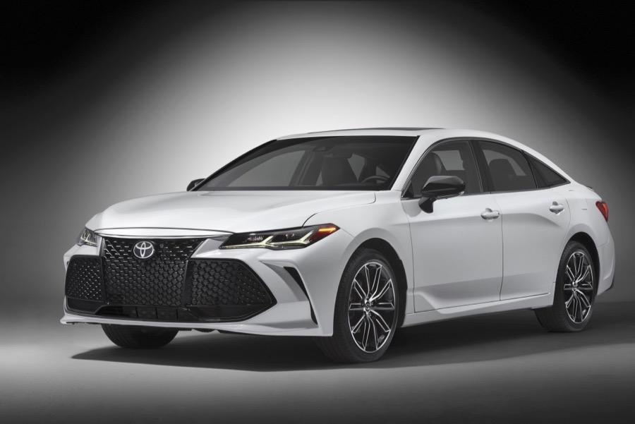 Toyota's New Premium Euro Rival