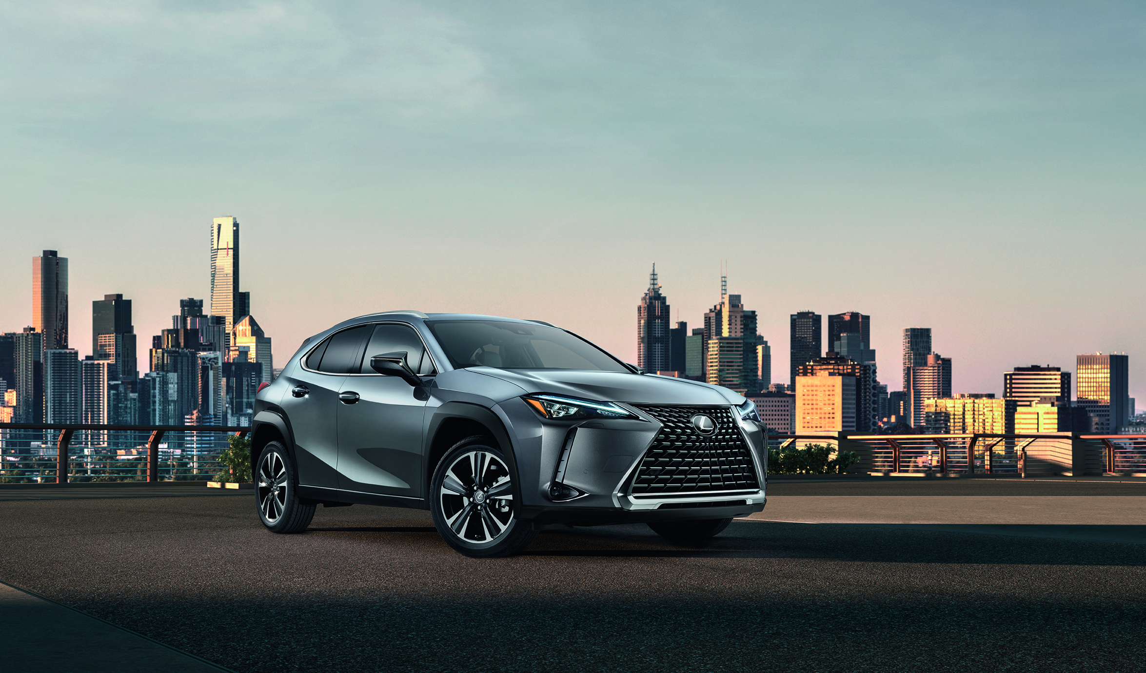 The Lexus UX is intended to attract new customers for the brand.