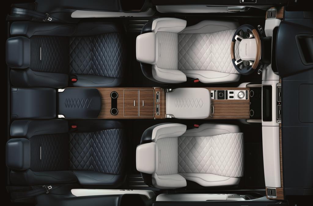 Range Rover SV Coupe concept