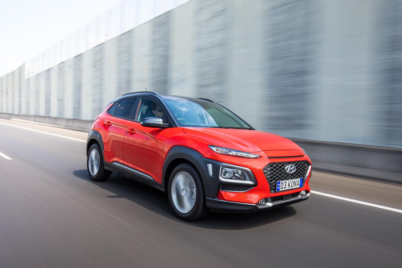 2018 Hyundai Kona range review