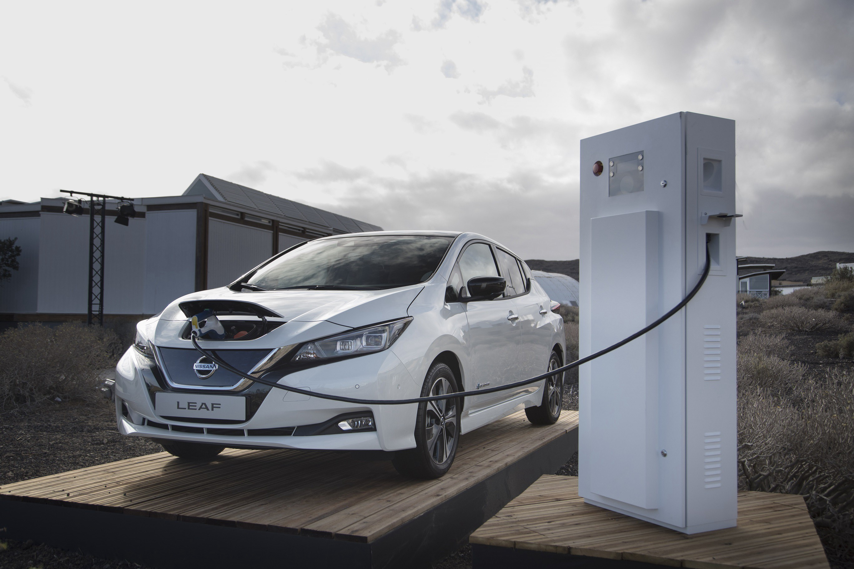 Side gig: Nissan Leaf owners may be able to make money through V2G - vehicle to grid - technology.
