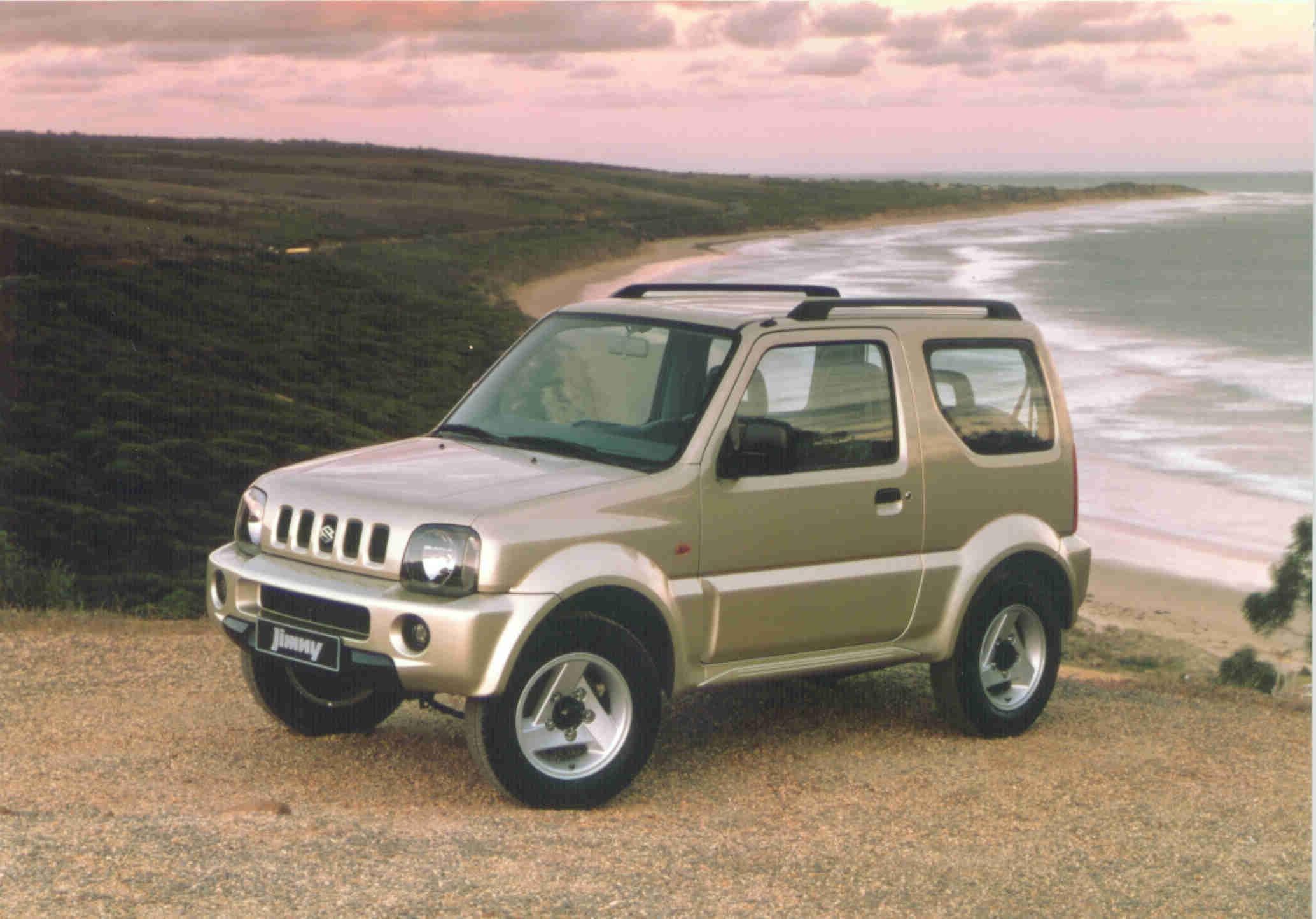 Suzuki Australia is set to offer the new version of its little Jimny SUV.