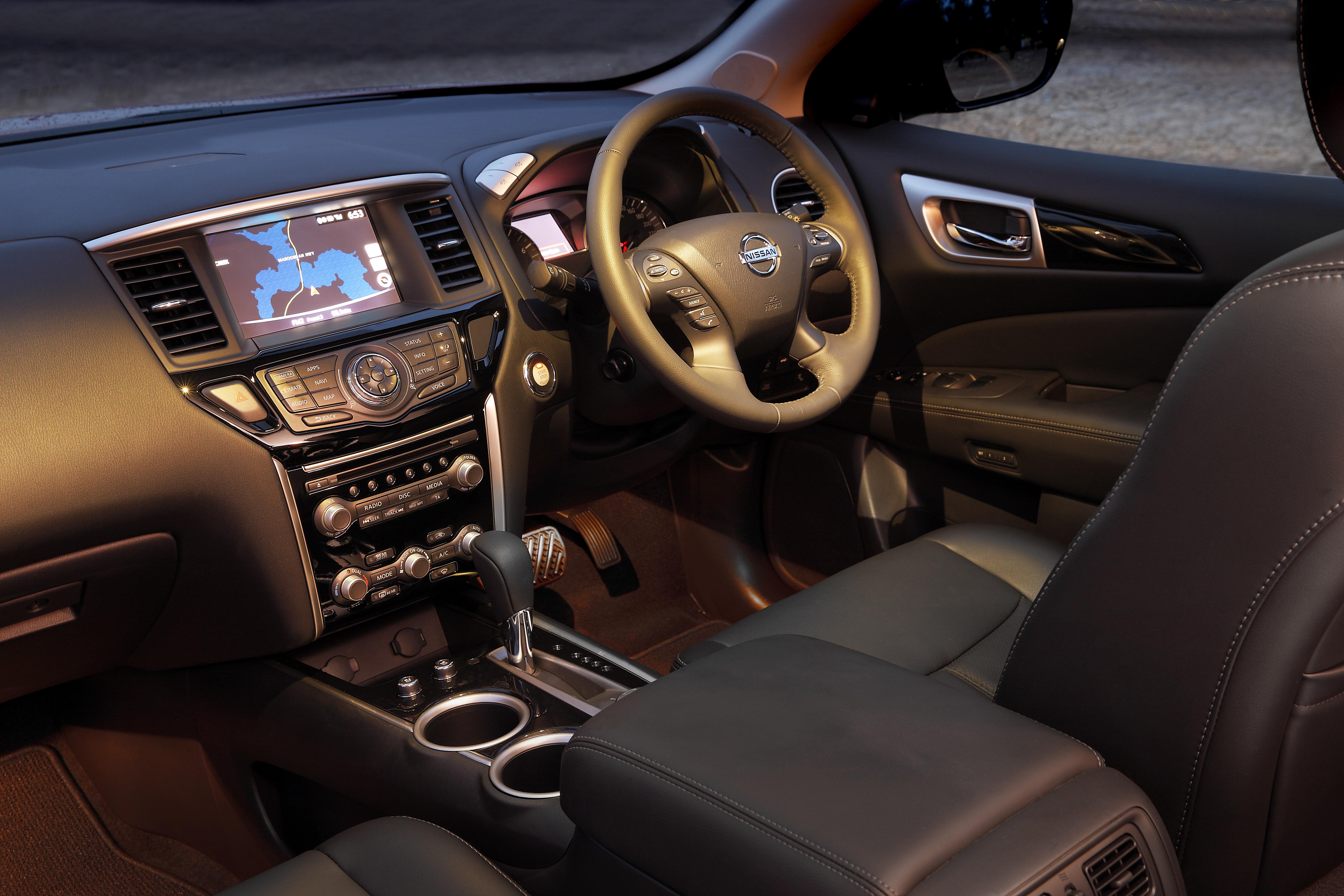 2018 Nissan Pathfinder Ti 4x4