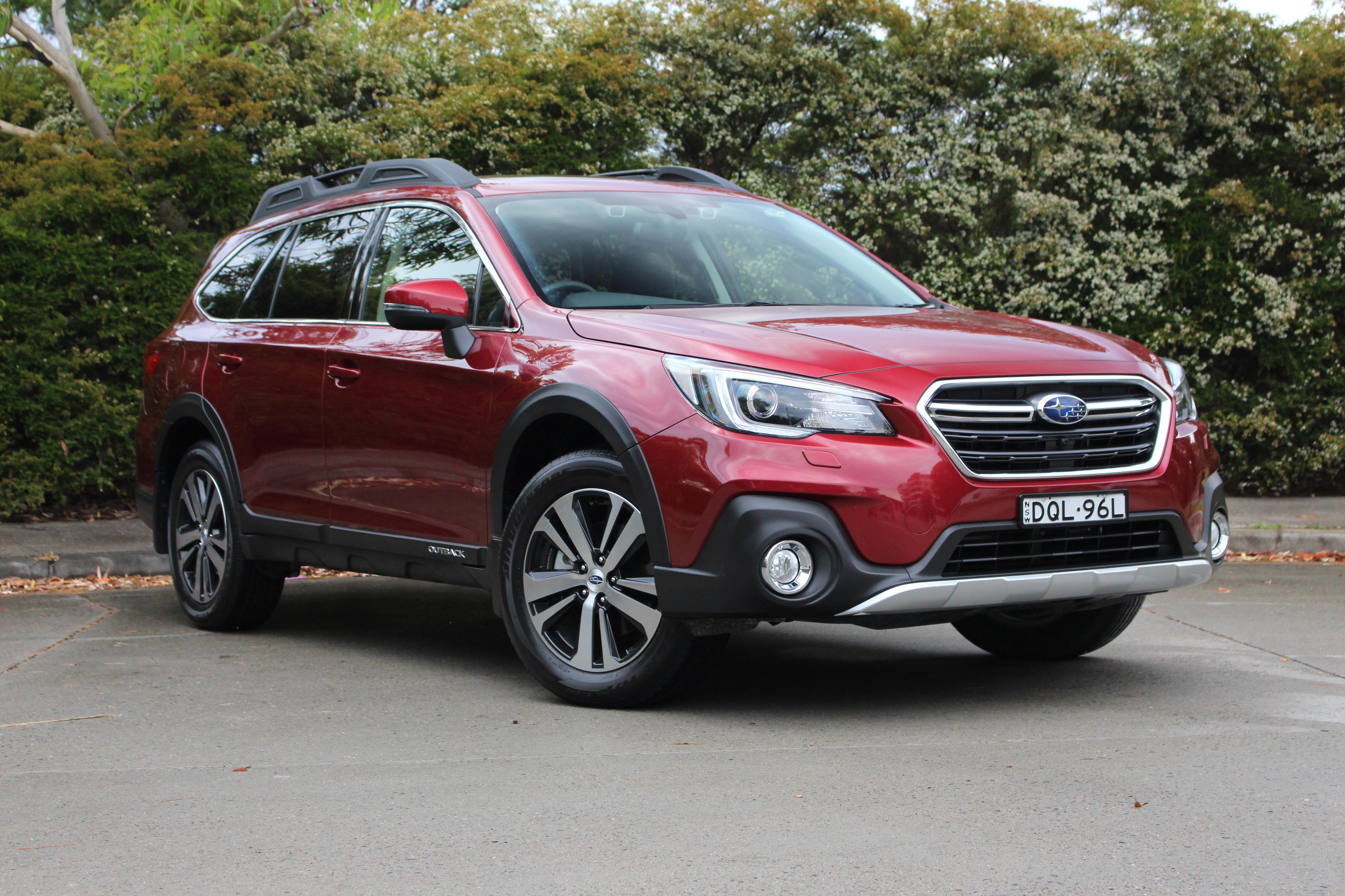 2018 Subaru Outback 2.5 Premium first drive review