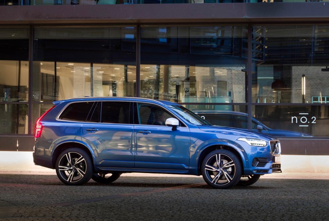 Volvo considering hydrogen technology