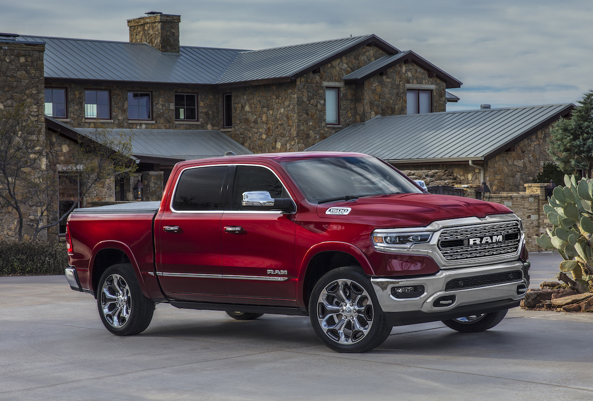 2019 Ram 1500 Angles For Best In Class Title In Pickup Wars