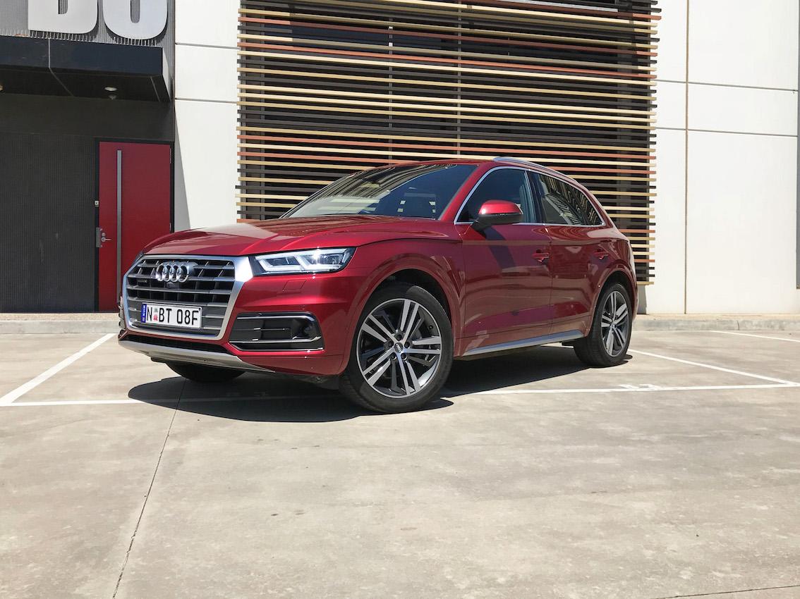 2018 Audi Q5 2.0 TFSI Sport Review