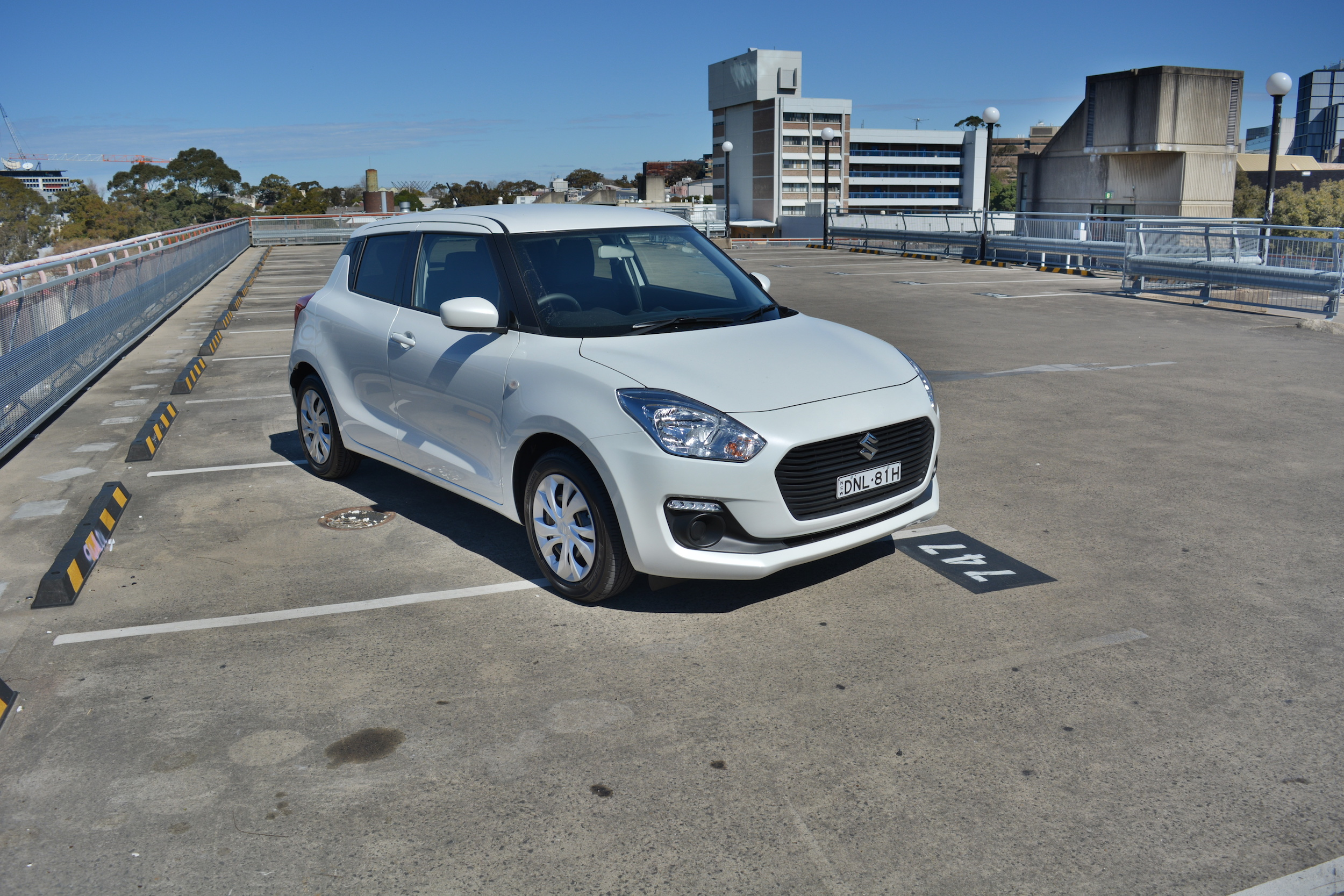 2017 Suzuki Swift GL Review   Promising Hatch Is Let Down By Safety