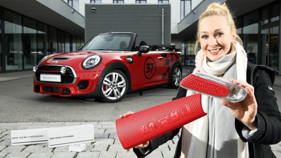 Mini Lets You Change Its Cars