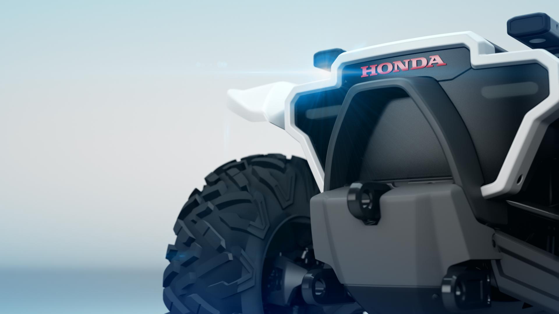 2018 Honda 3E-D18 concept