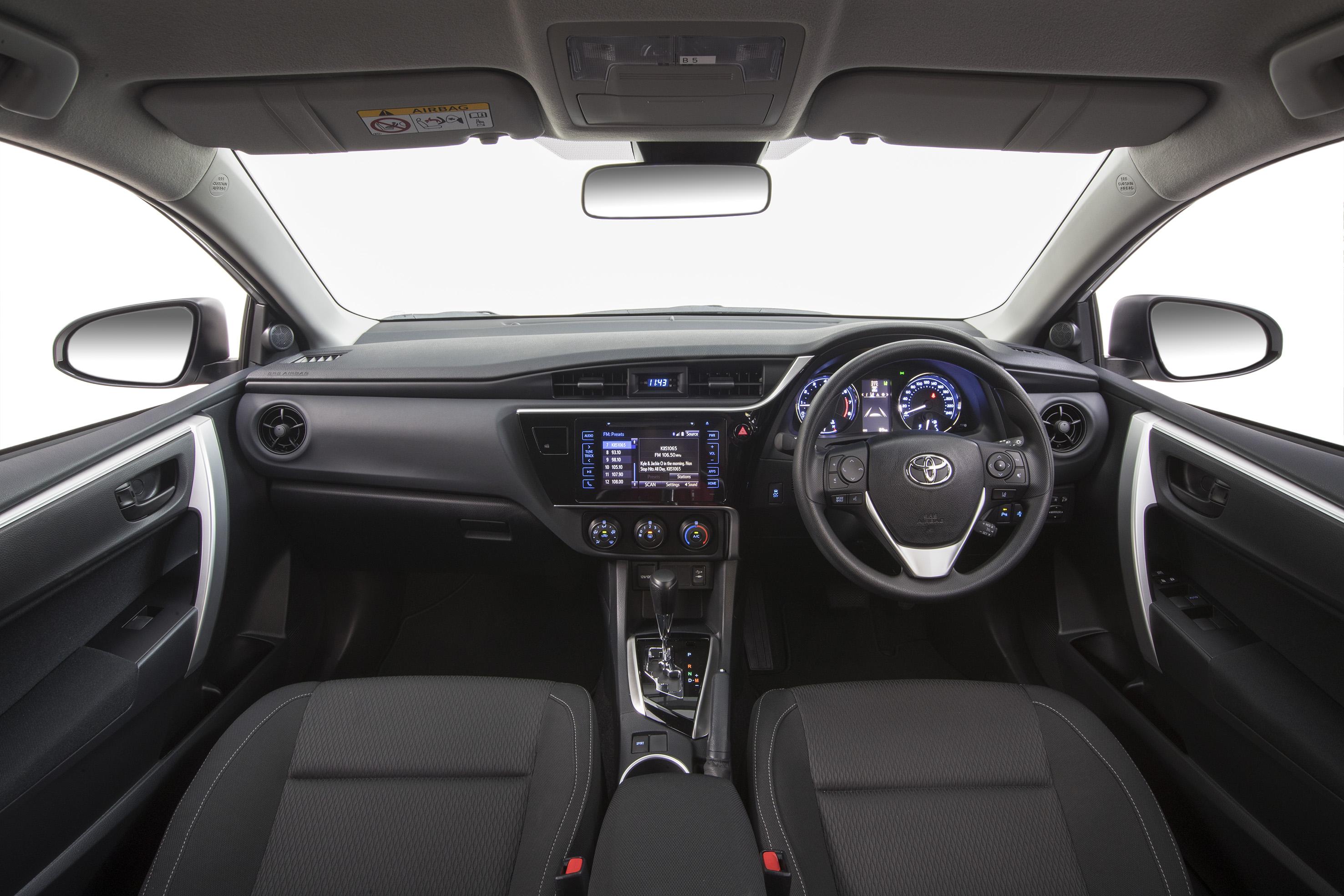 2018 Toyota Corolla Ascent.