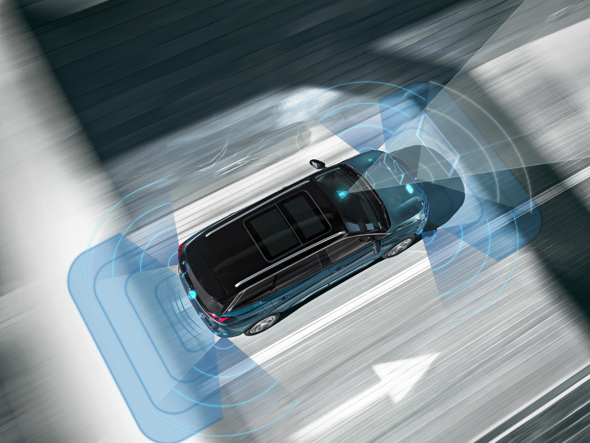 Peugeot To Add AEB Across Australian Range