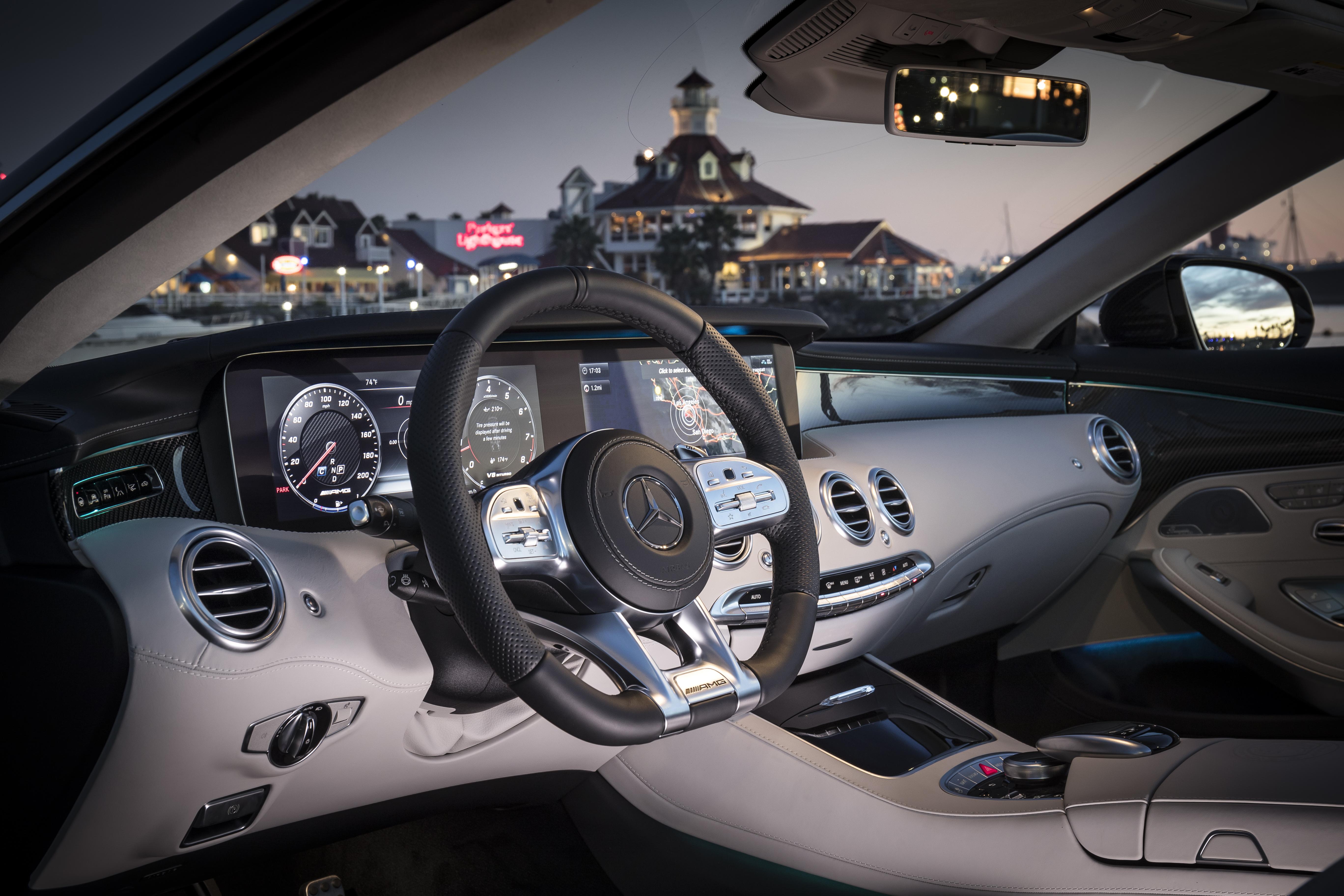 2018 Mercedes-AMG S63 Carbriolet
