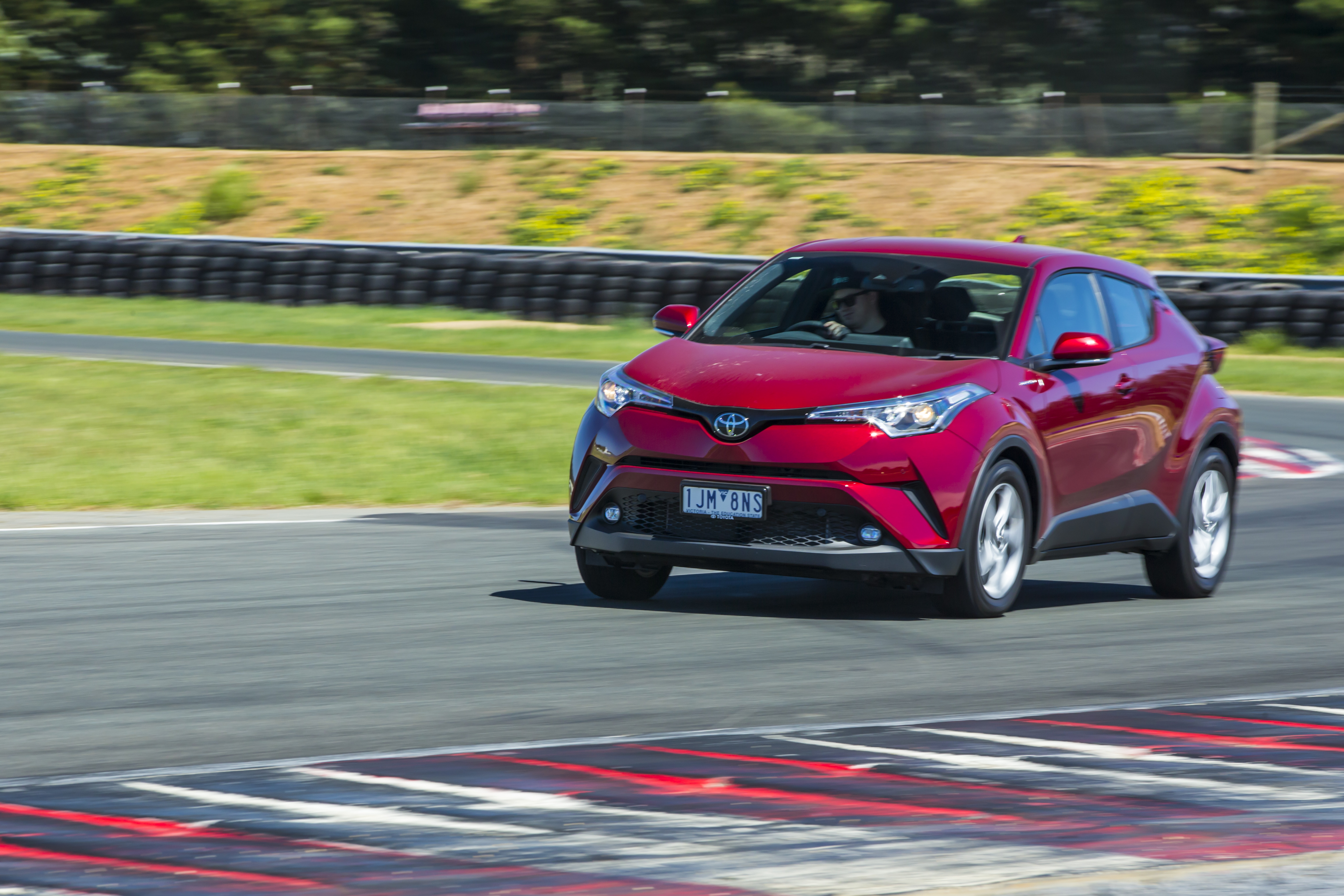 2017 Drive Car of the Year finalist: Toyota C-HR.