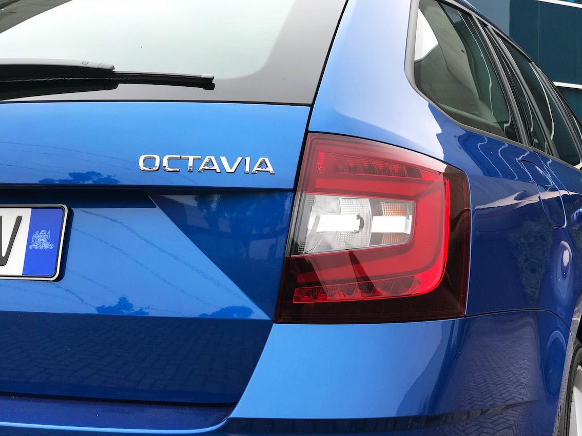 2017 Skoda Octavia 110TSI