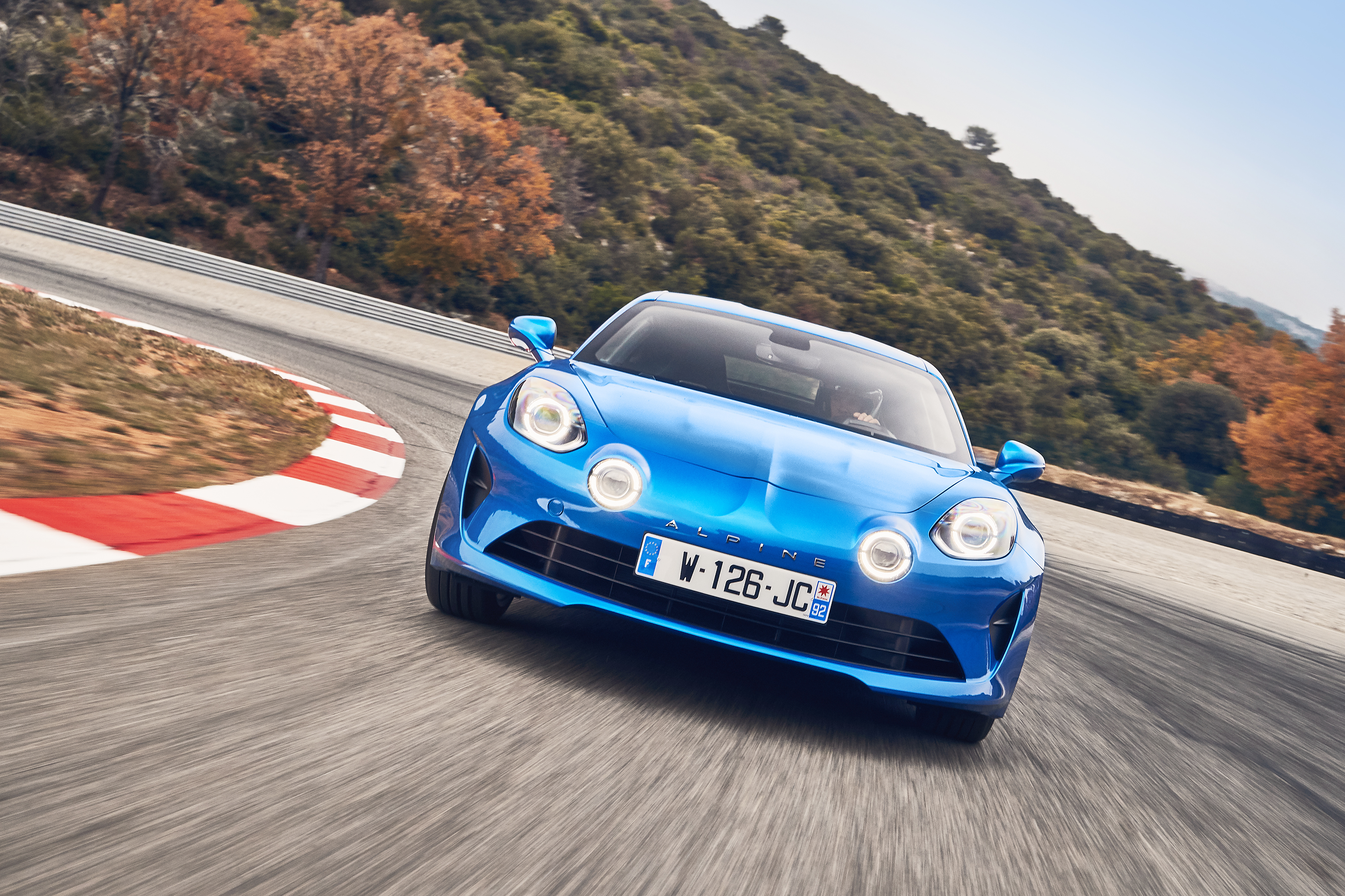 Alpine's A110 is the surprise package of 2017.