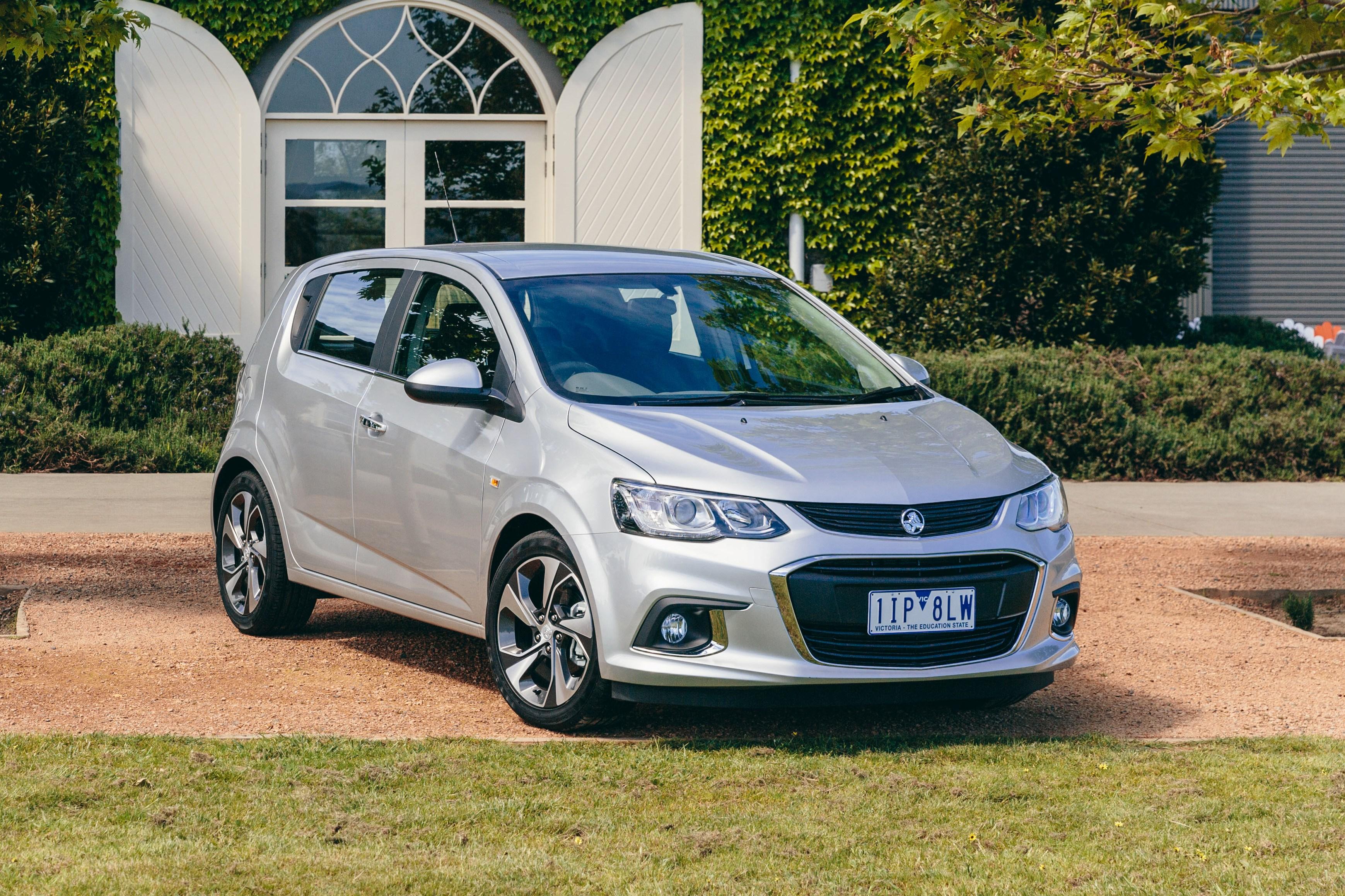 The Sweet Spot: Holden Barina