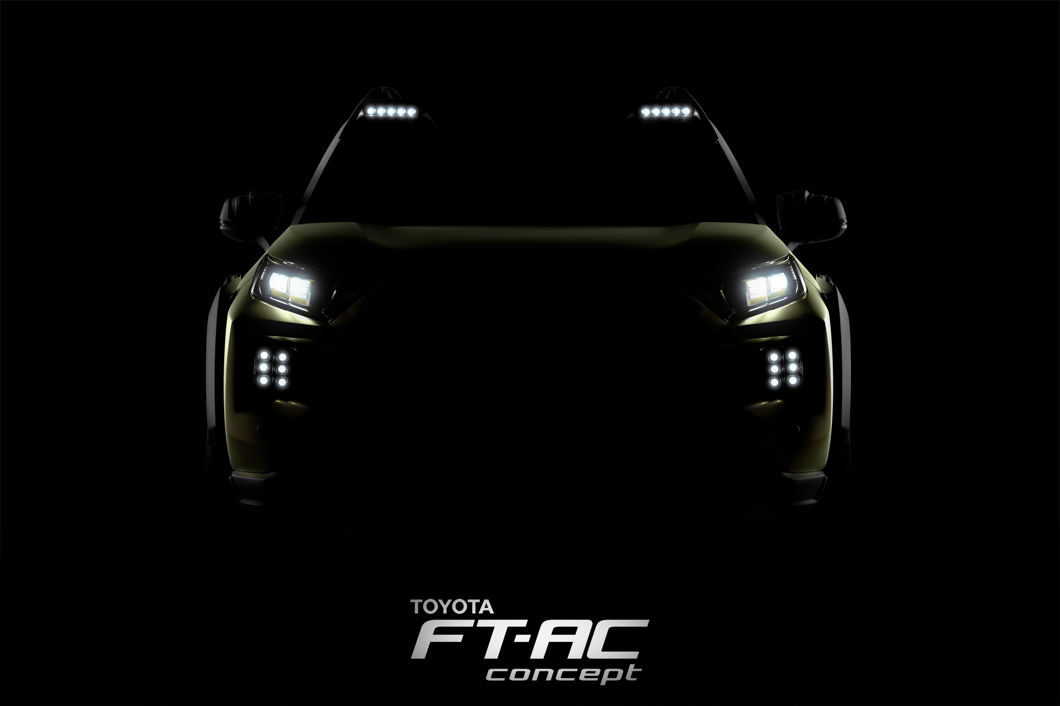 2017 Toyota FT-AC Concept