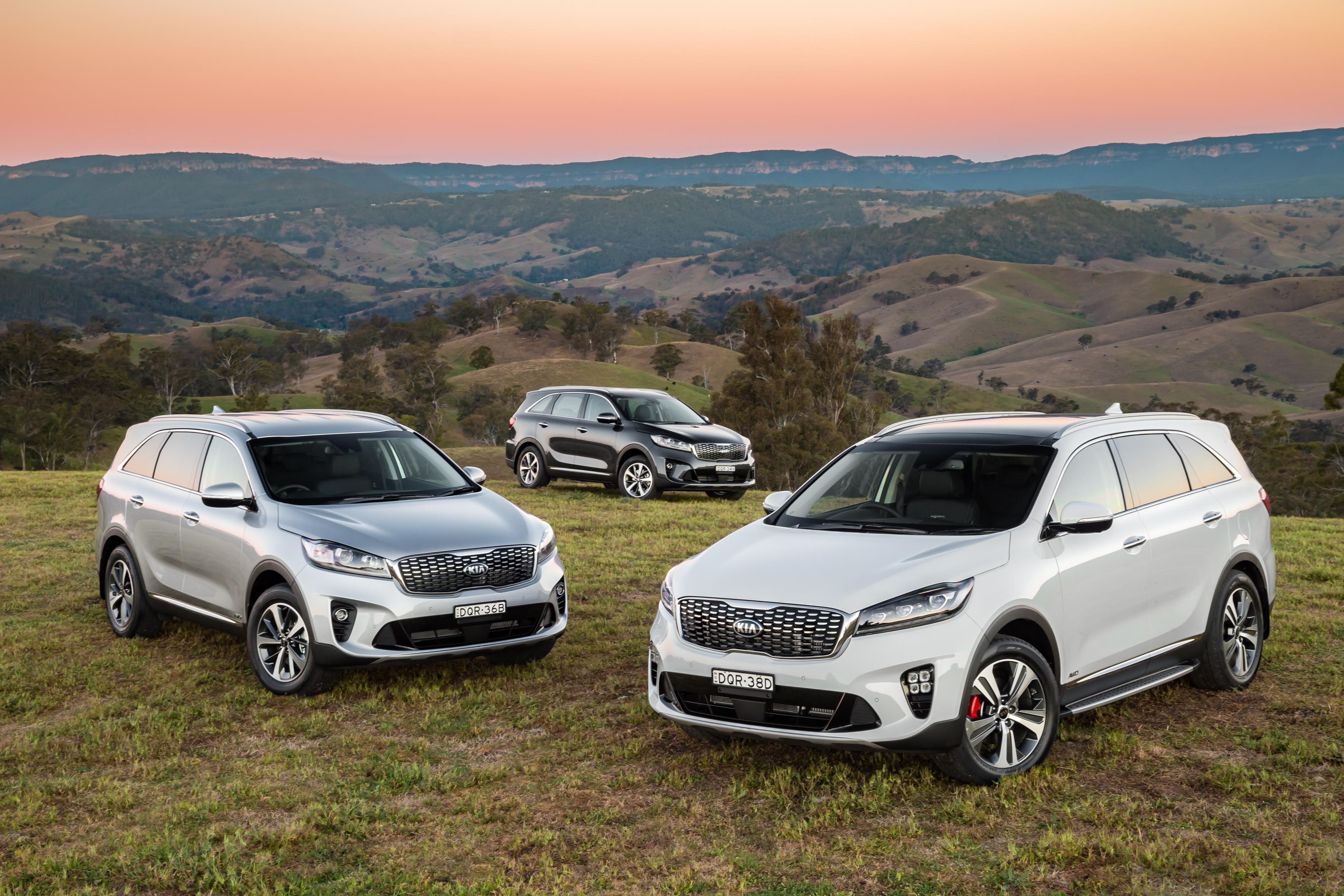 2018 Kia Sorento first drive review