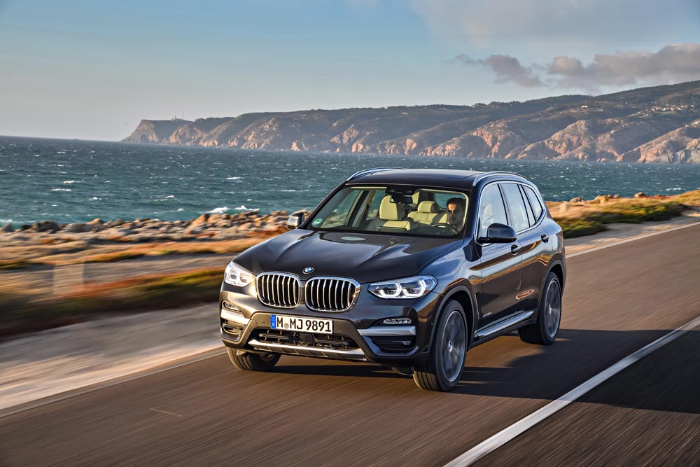 2018 BMW X3 new car review