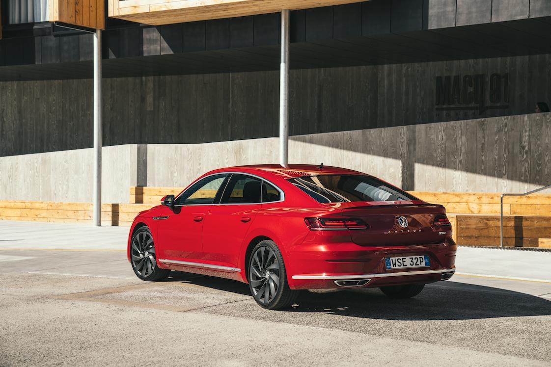 2017 Volkswagen Arteon 206TSI R-Line new car review