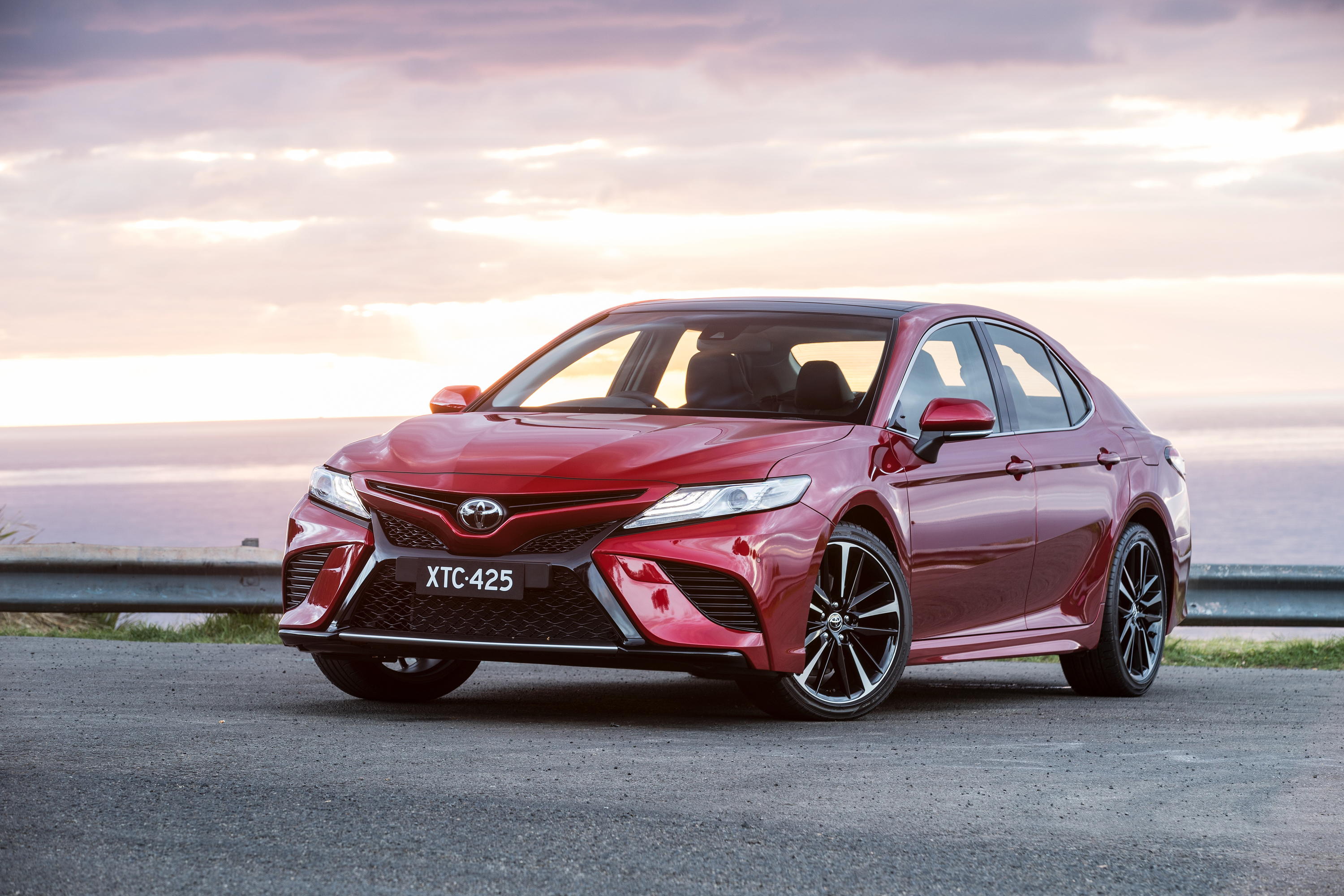 2018 Toyota Camry new car review
